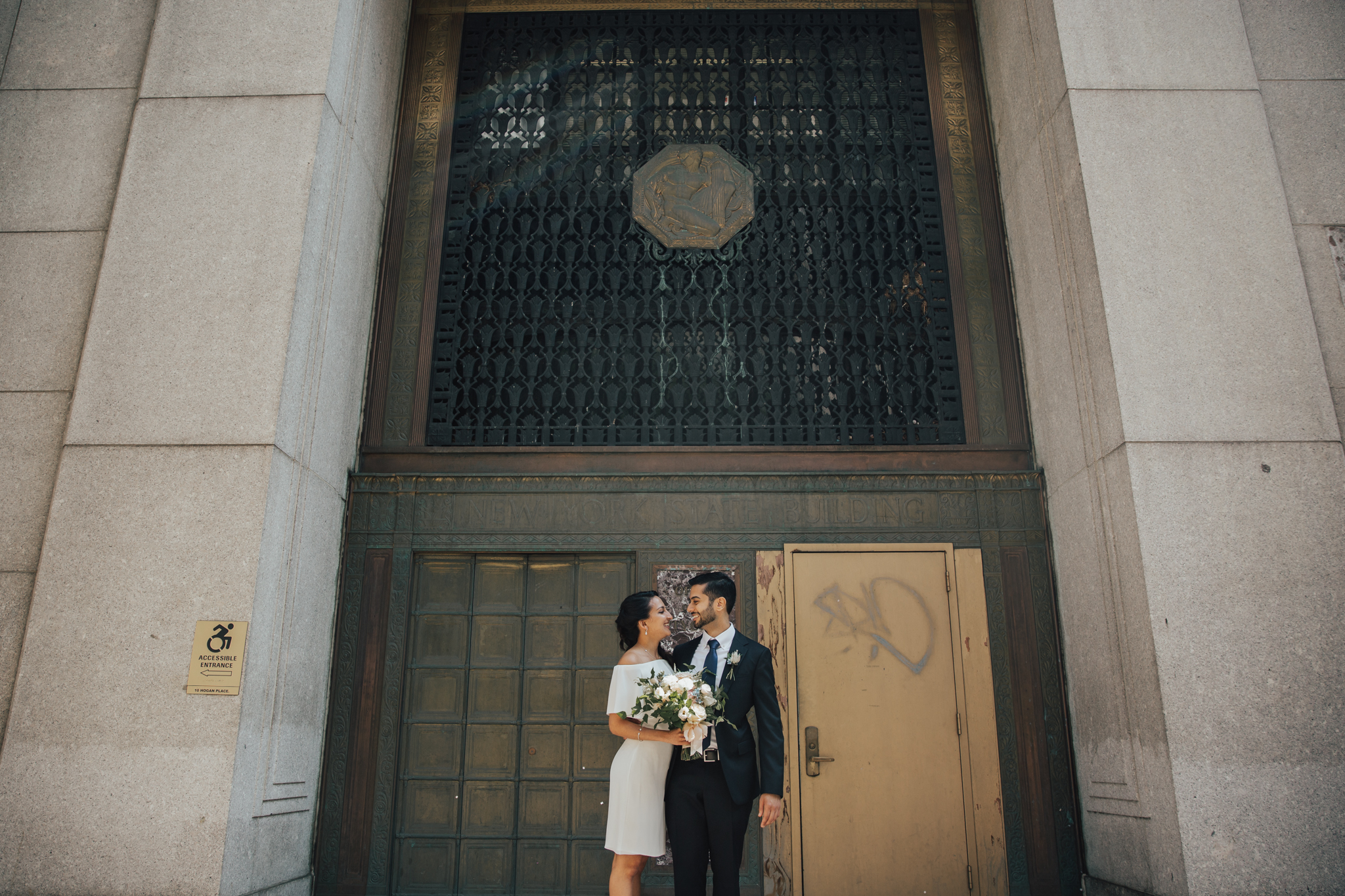 new york city hall elopement