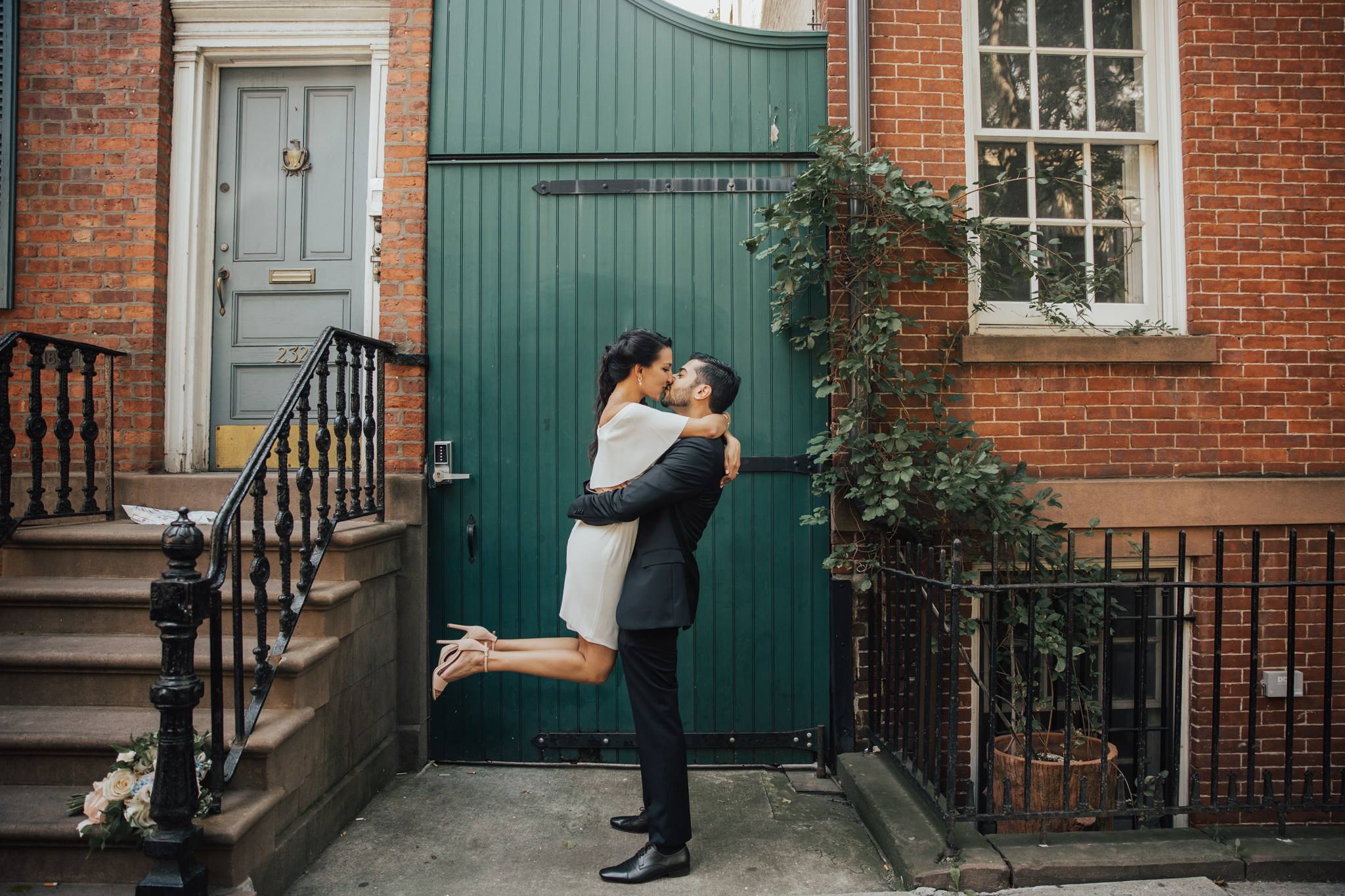 nyc west village wedding