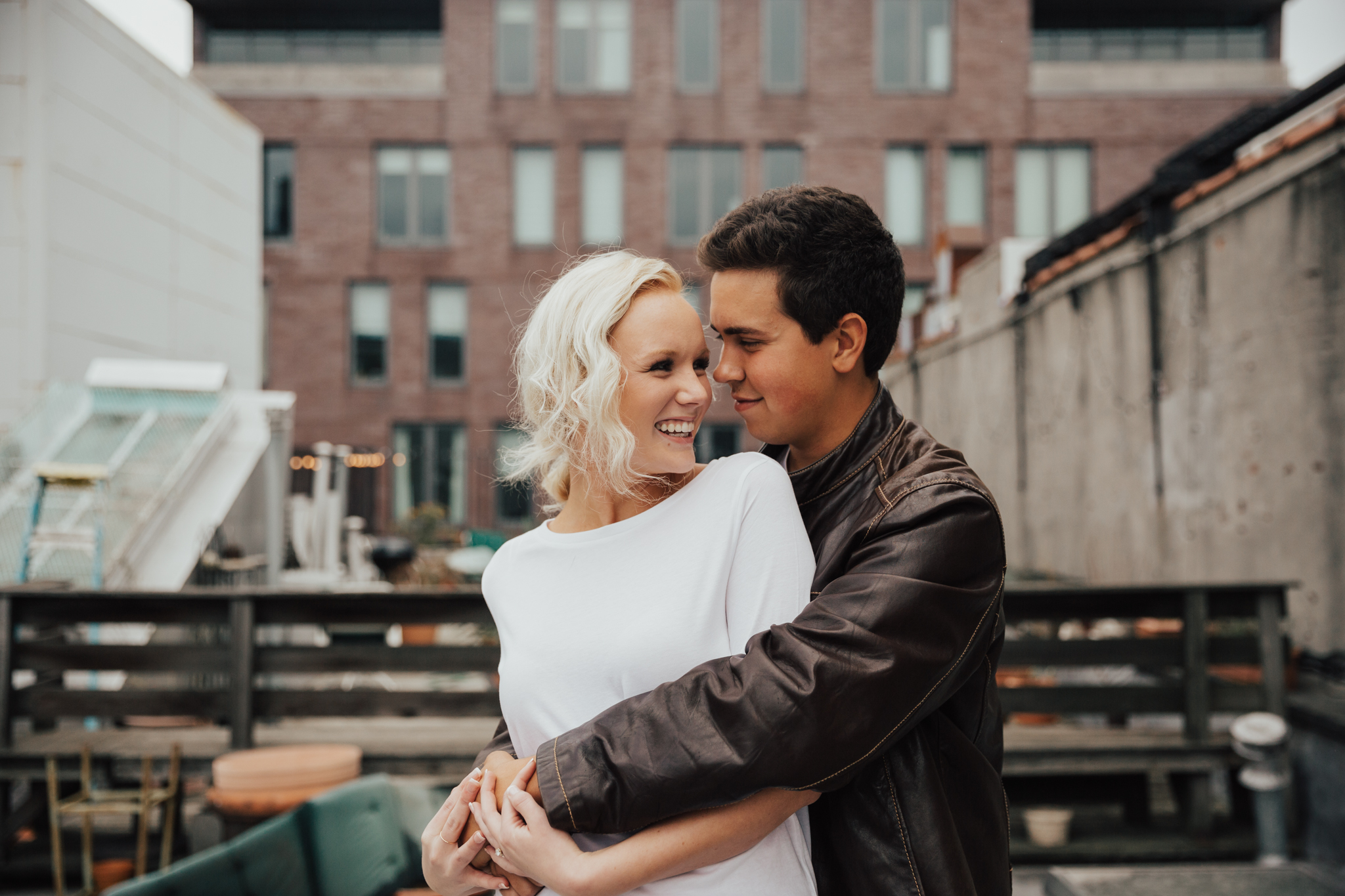 nyc best engagement photographer
