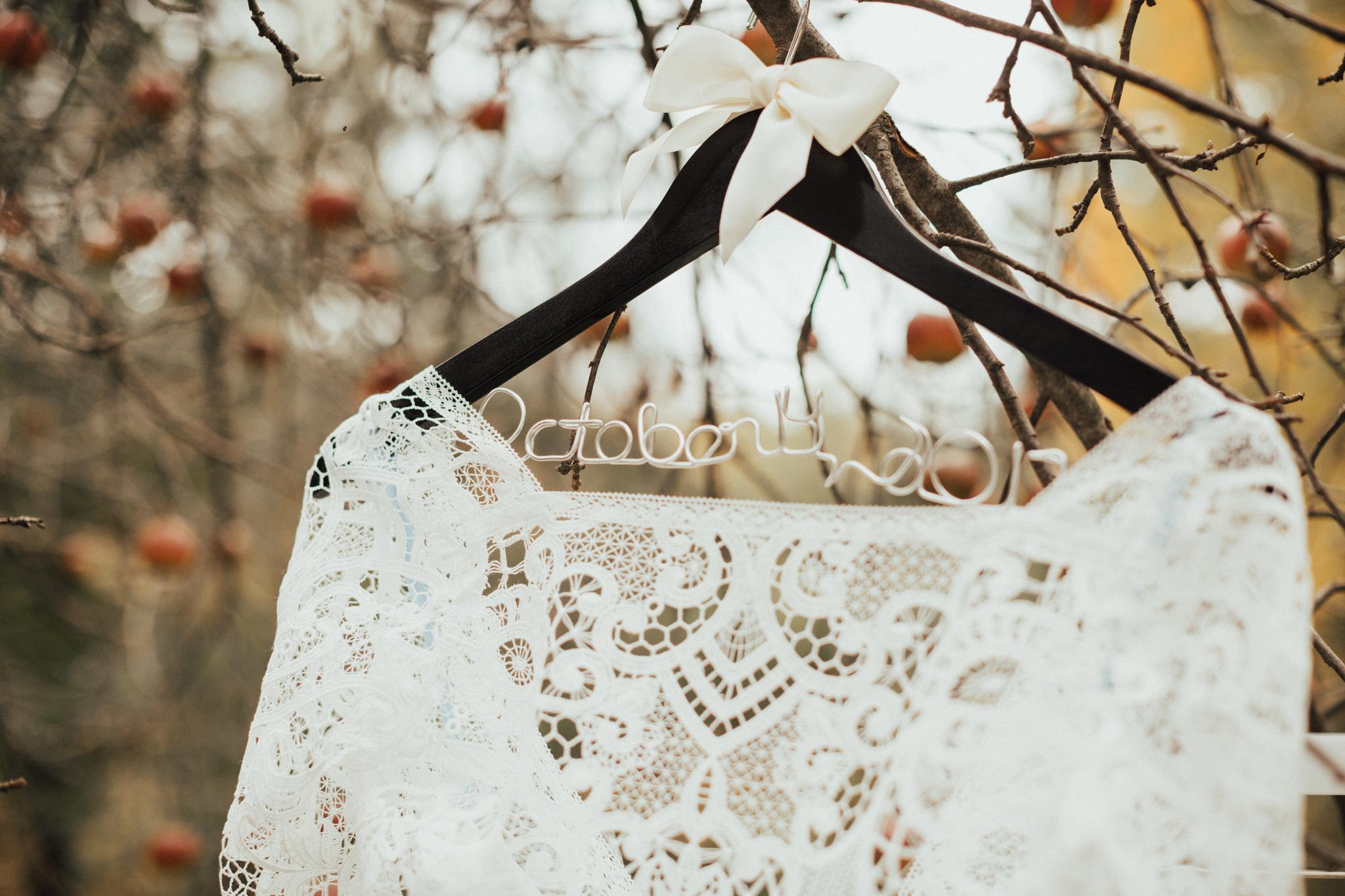 rebecca Schone wedding dress