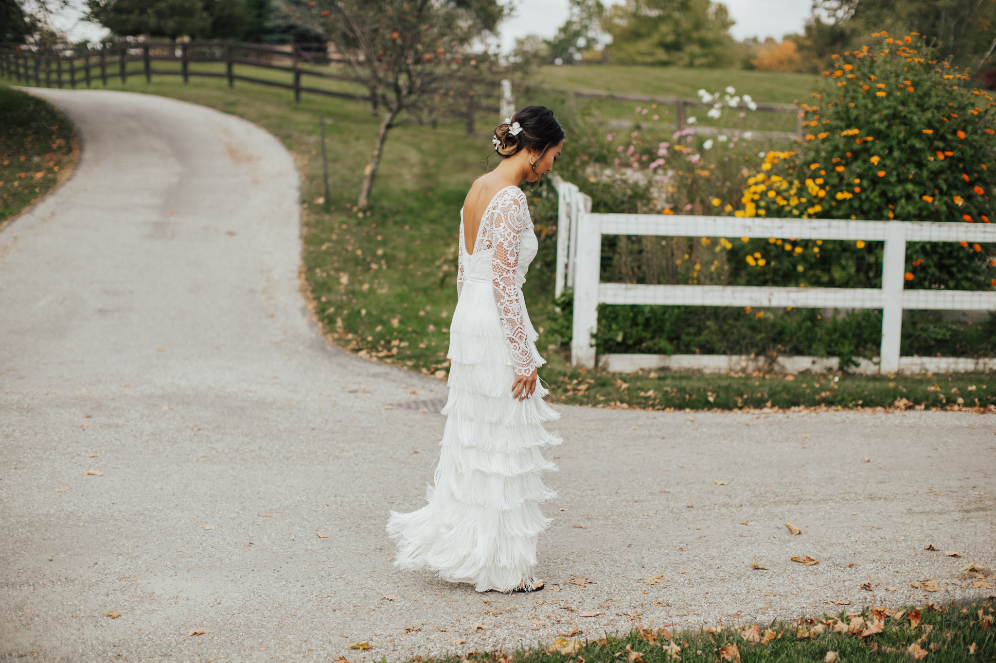 romantic new york wedding photography
