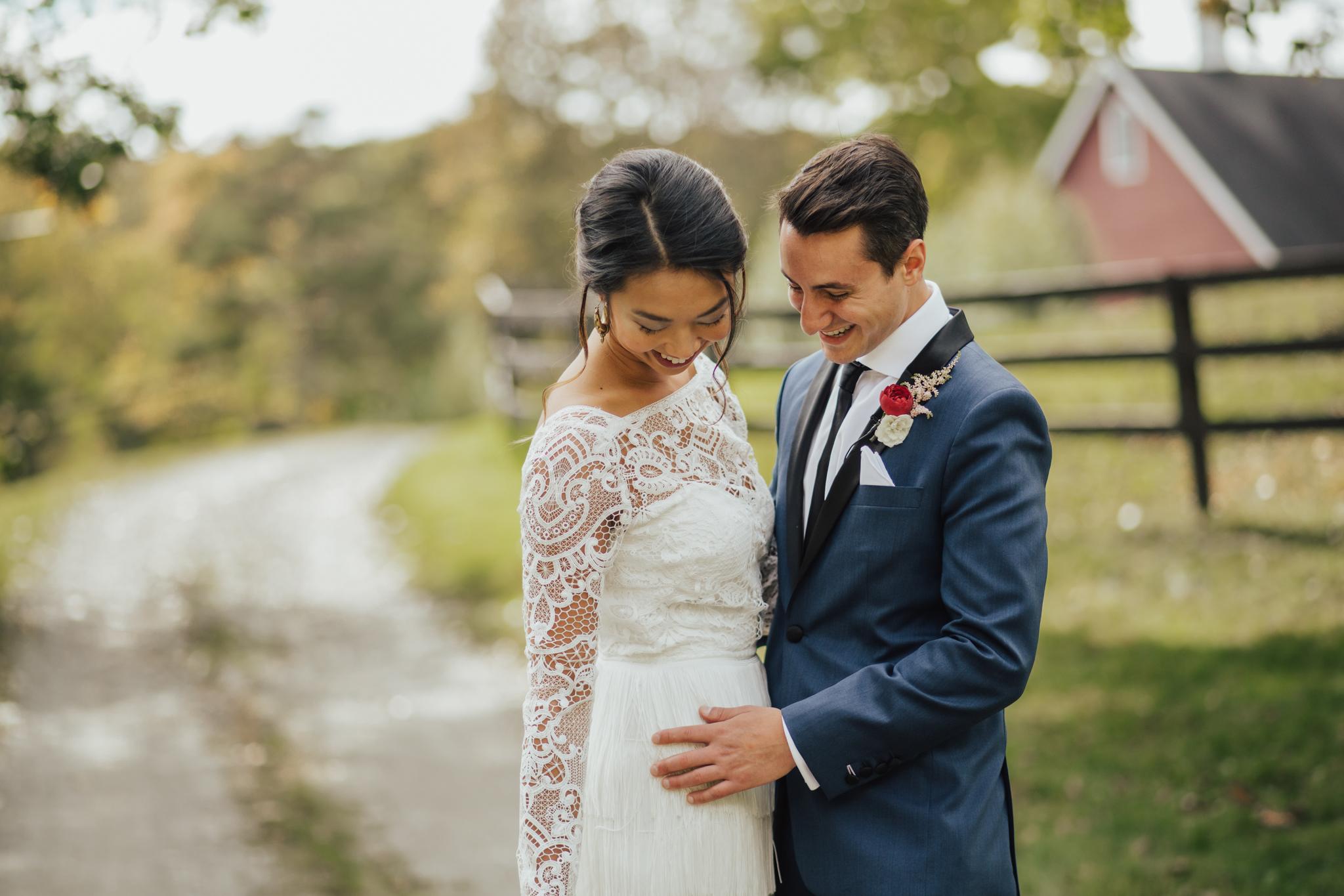 ROXBURY WEDDING