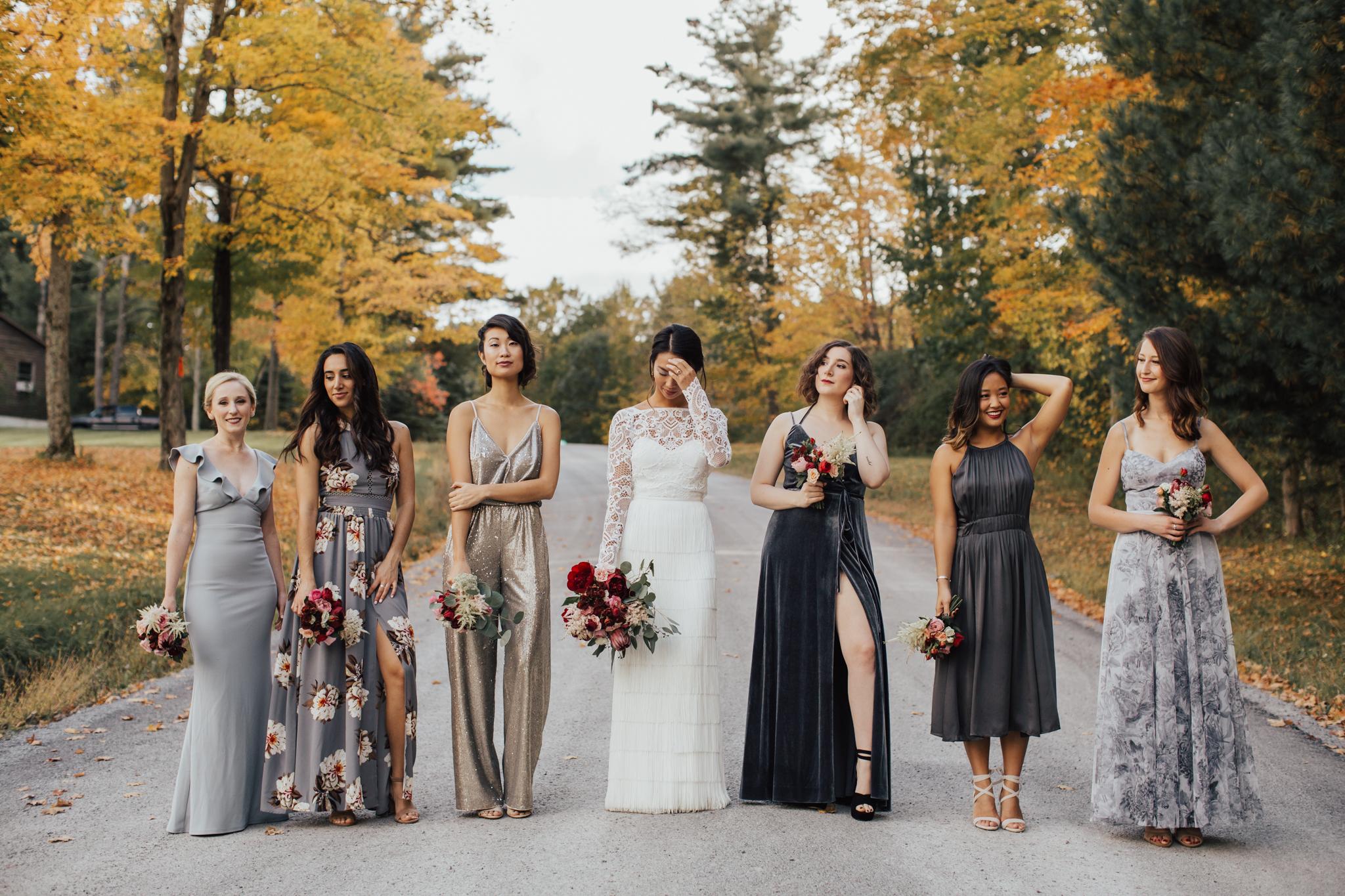 upstate ny rustic wedding