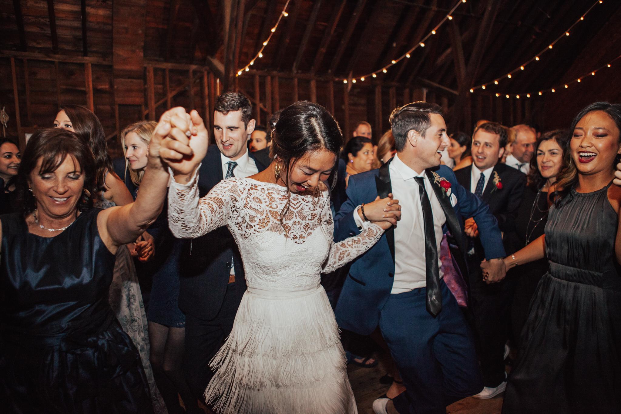 dancing photos wedding nyc