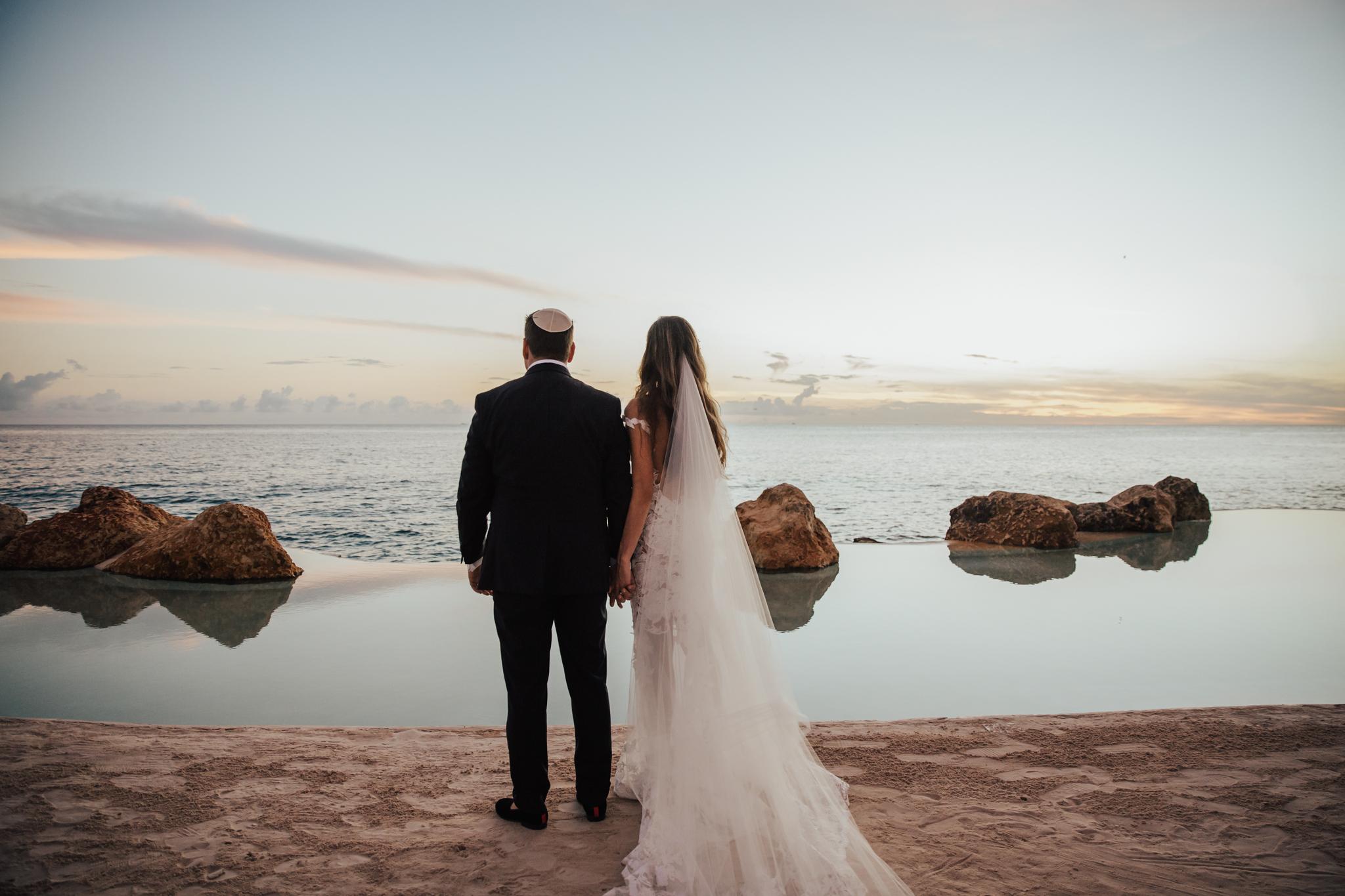 cliff wedding bali