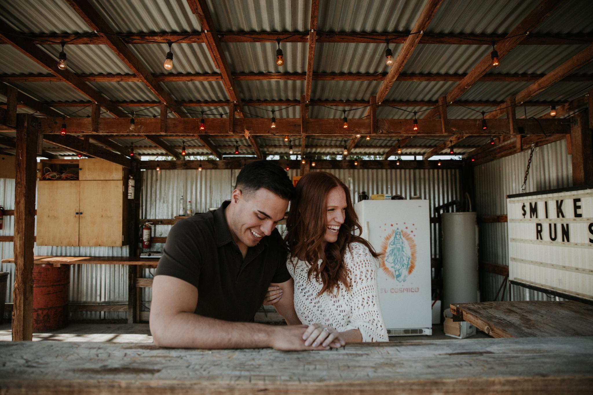 Jess & Andrew -Anniversary- Marfa, TX