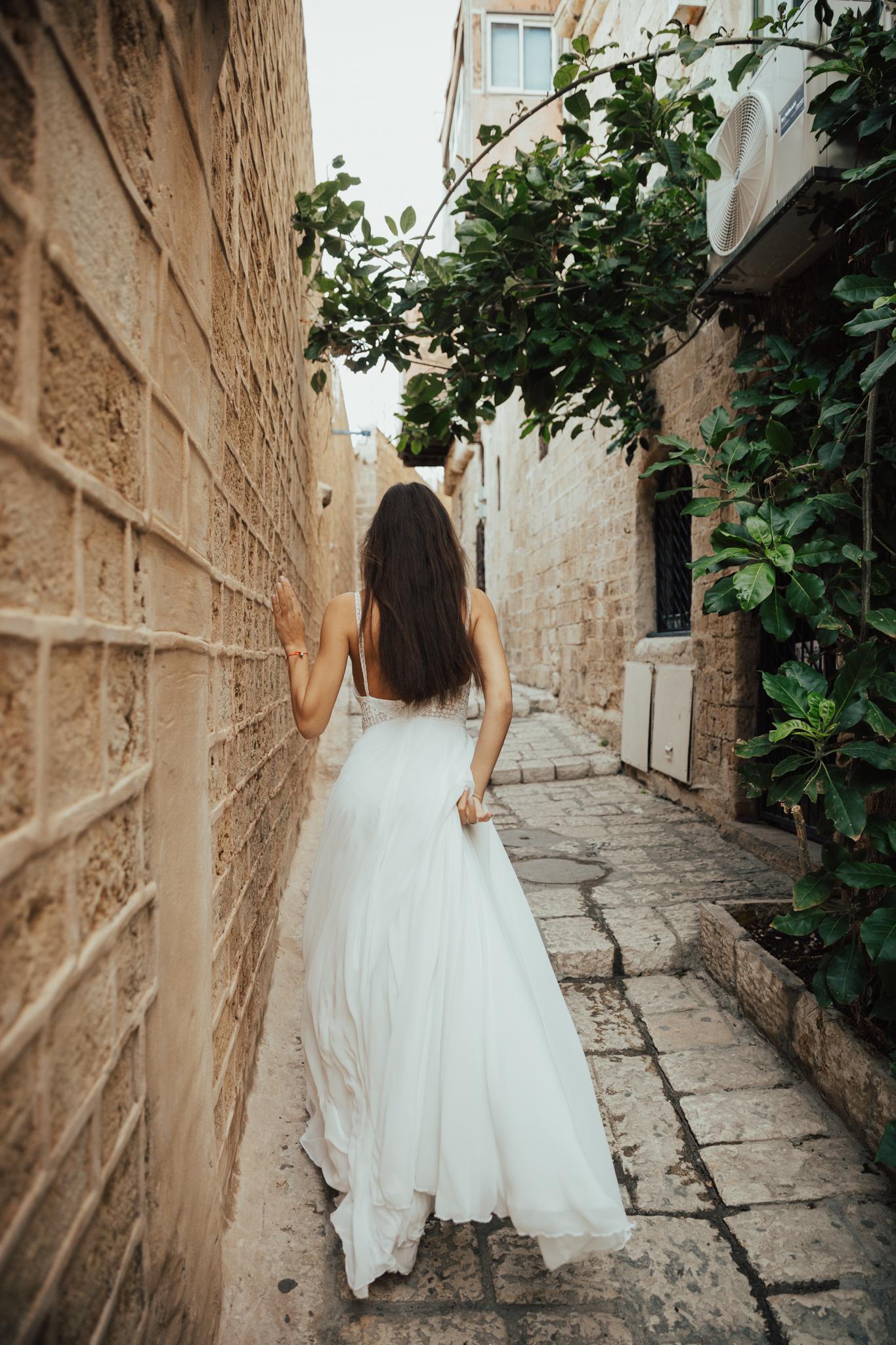 Italy romantic wedding