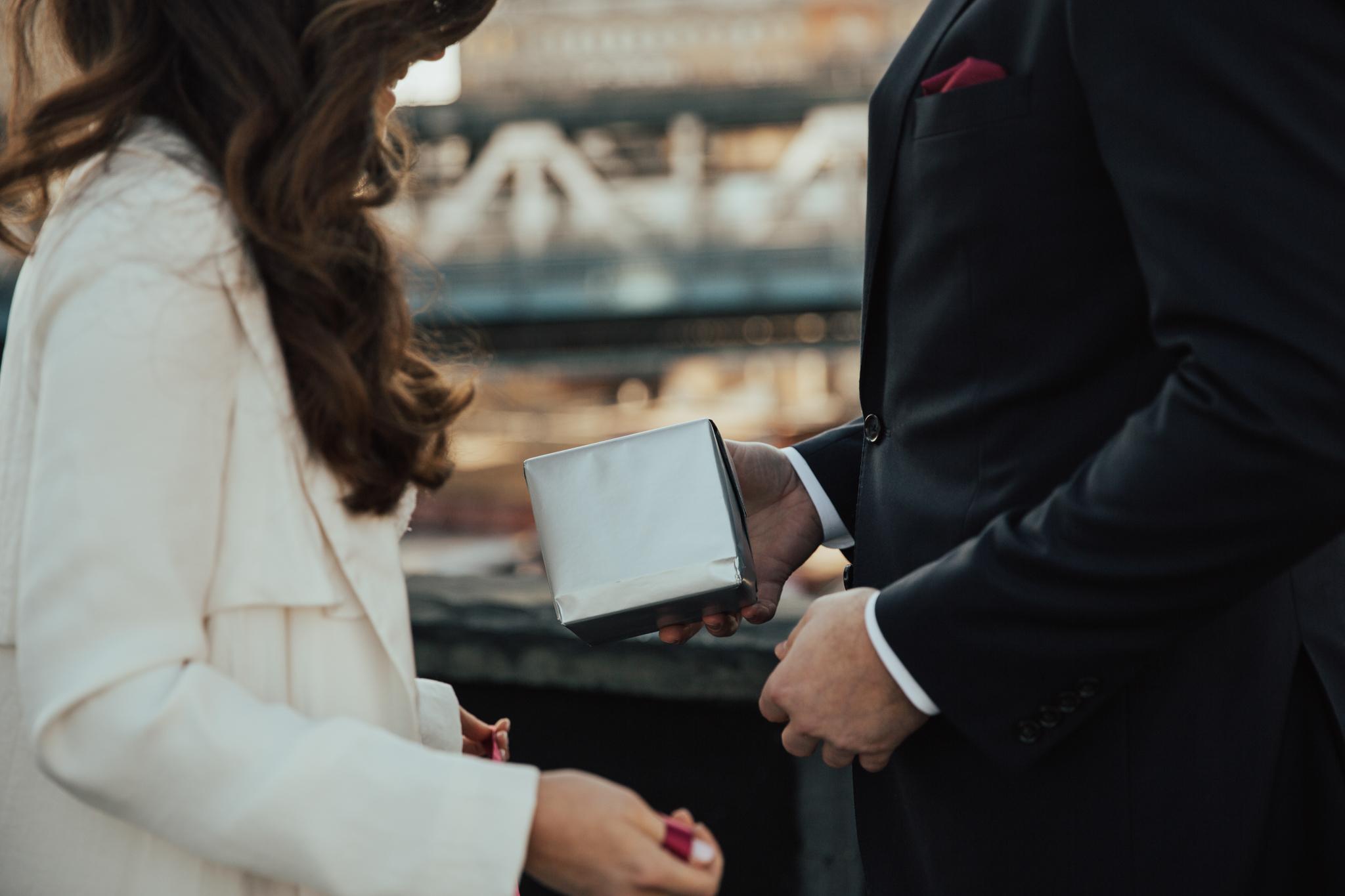 bride gift for groom