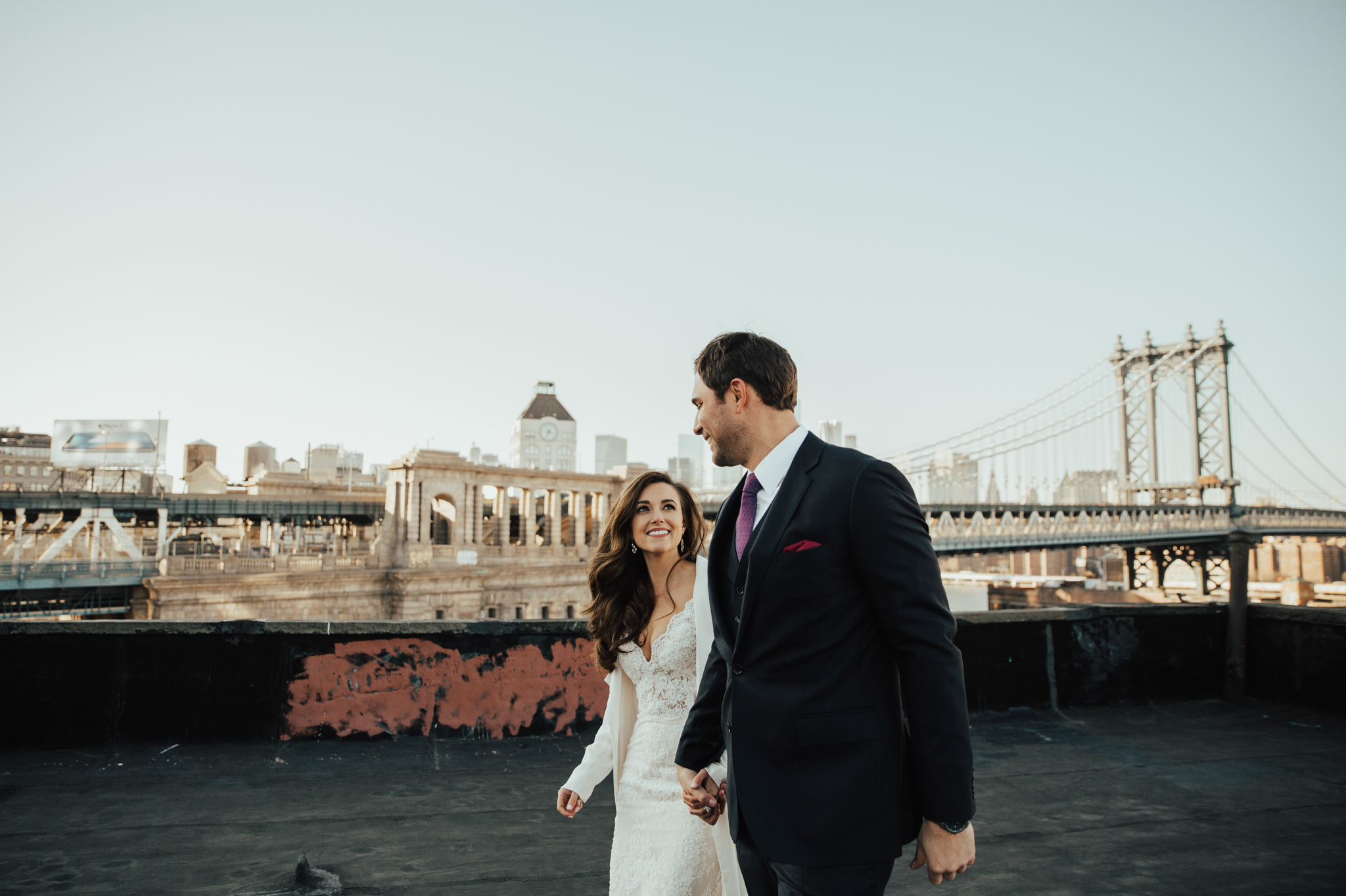 A60 Rooftop Soho Hotel NYC elopement