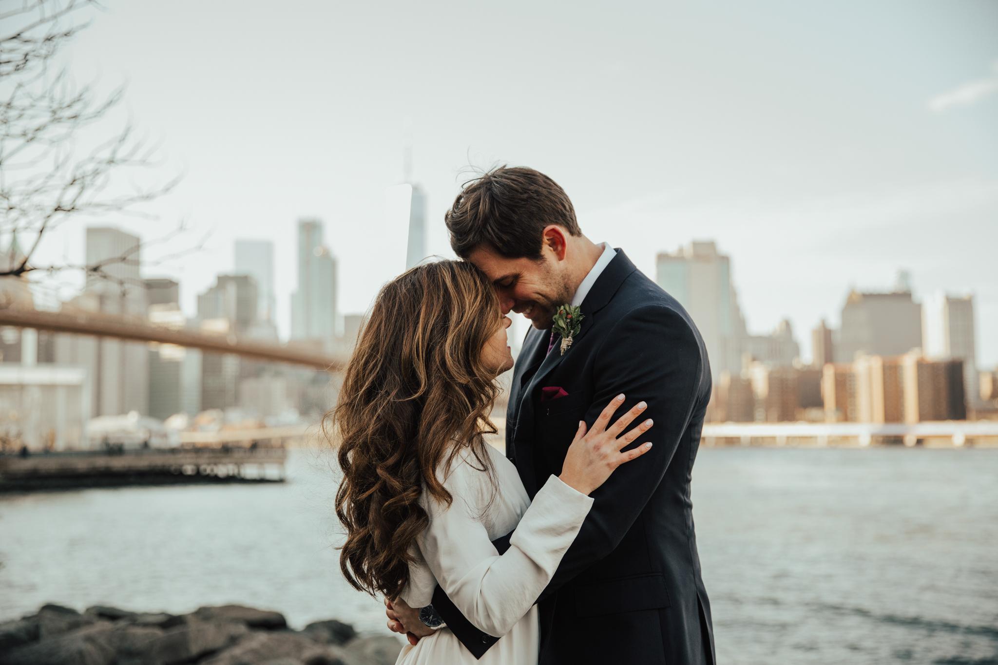 candid brooklyn wedding photographer
