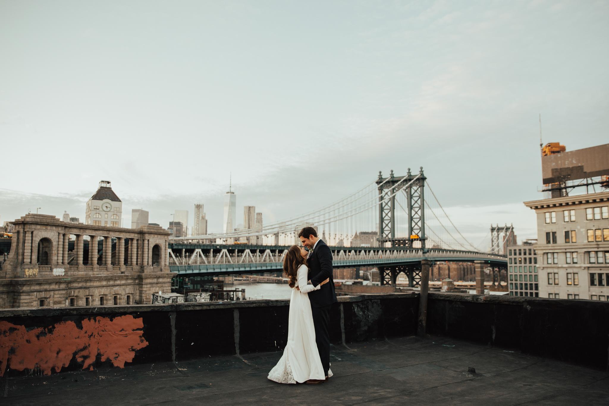 candid nyc wedding photography