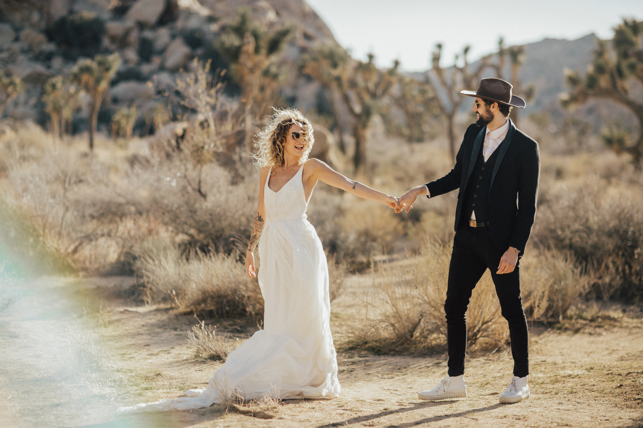 Hipster destination wedding photographers