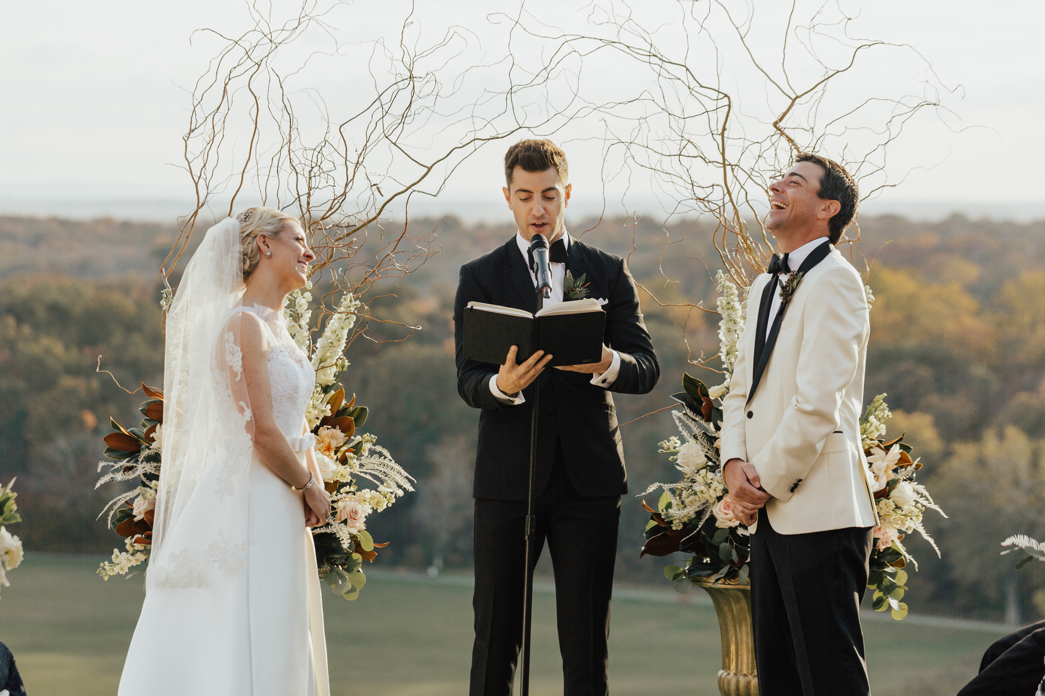 Beautiful Mansion wedding nyc