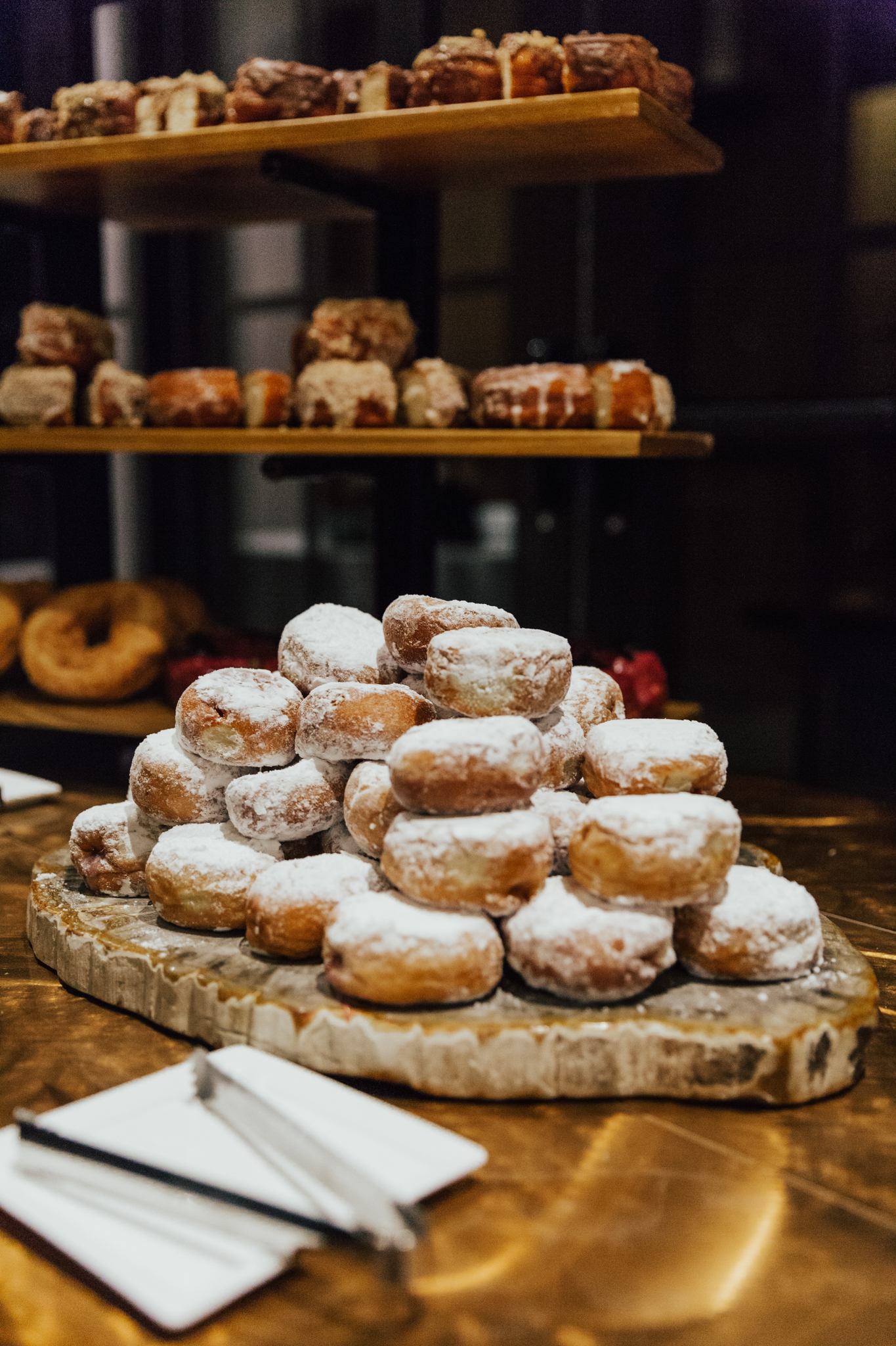 wedding donuts instead of cake