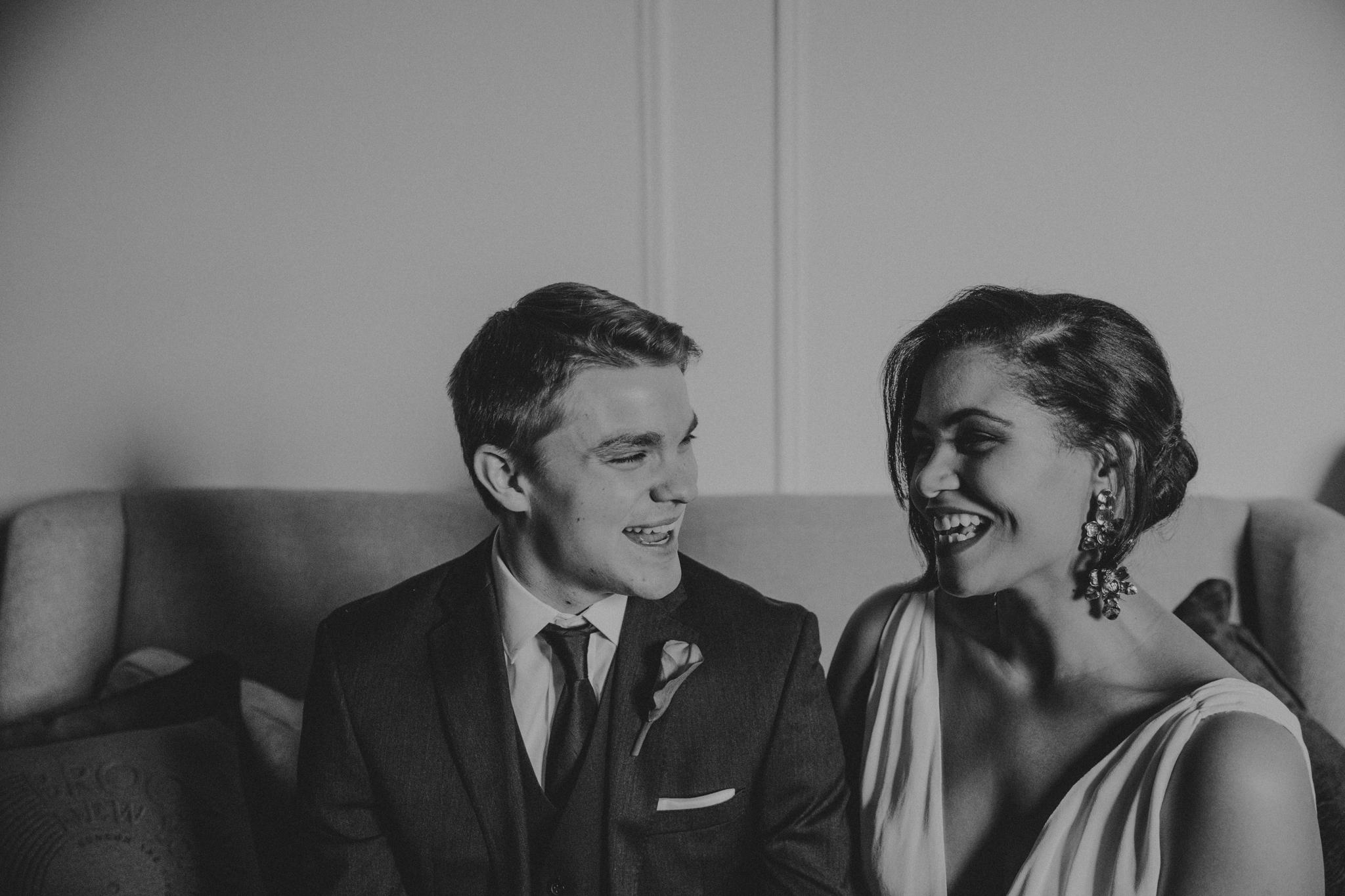 intimate new york elopement