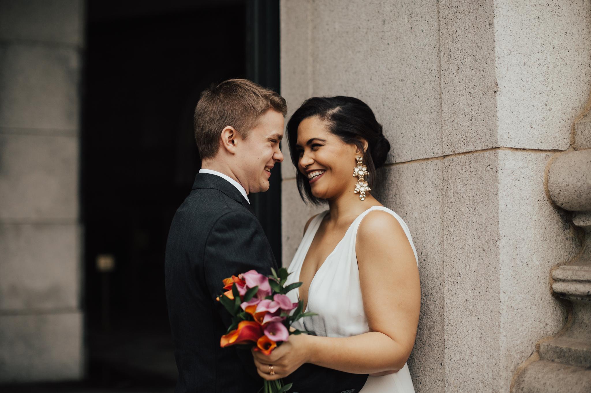 Boho nyc wedding