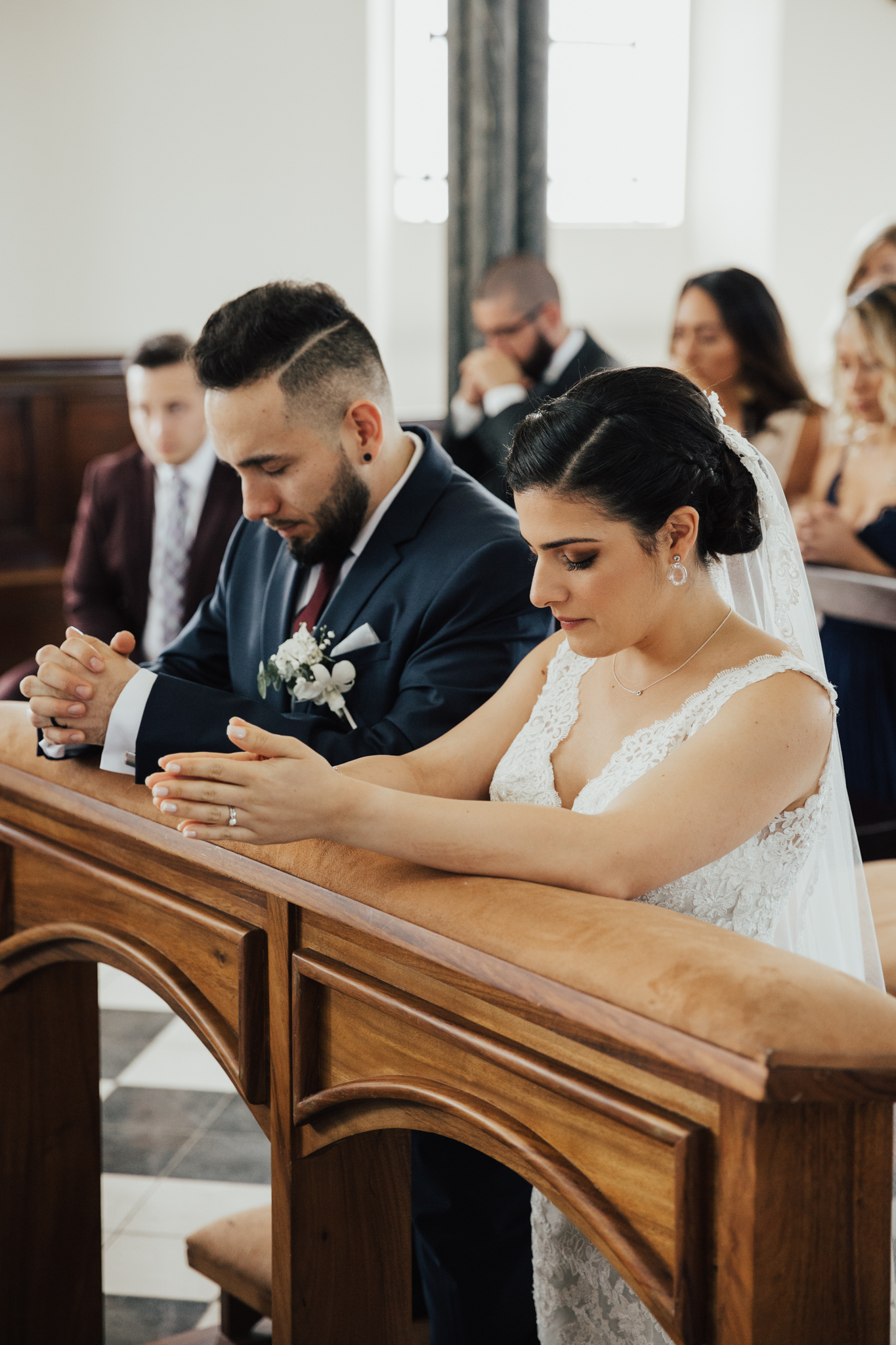 Fine art NYC wedding photography