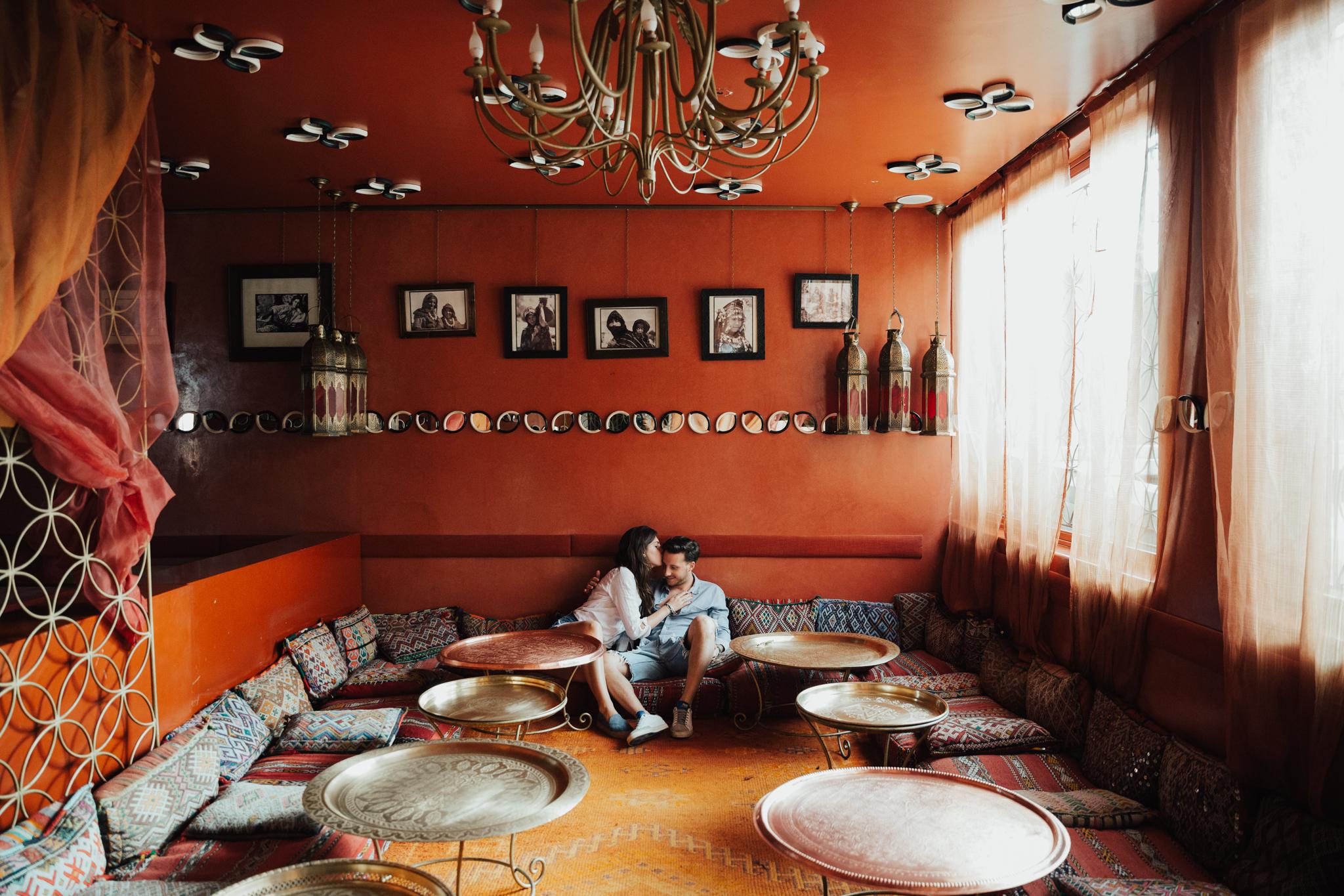 Rad Couples italy morocco spain
