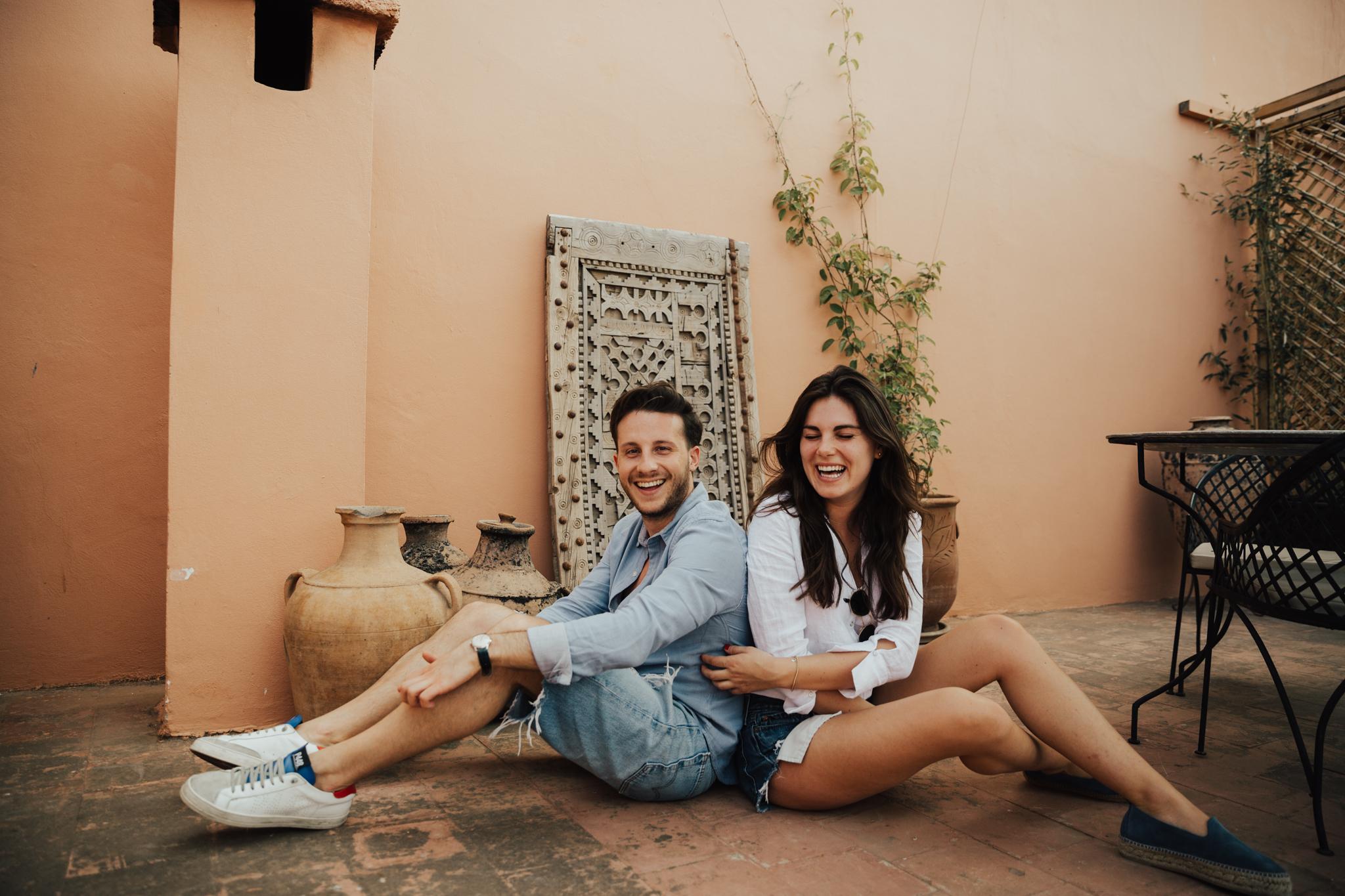 marrakech couples photoshoot