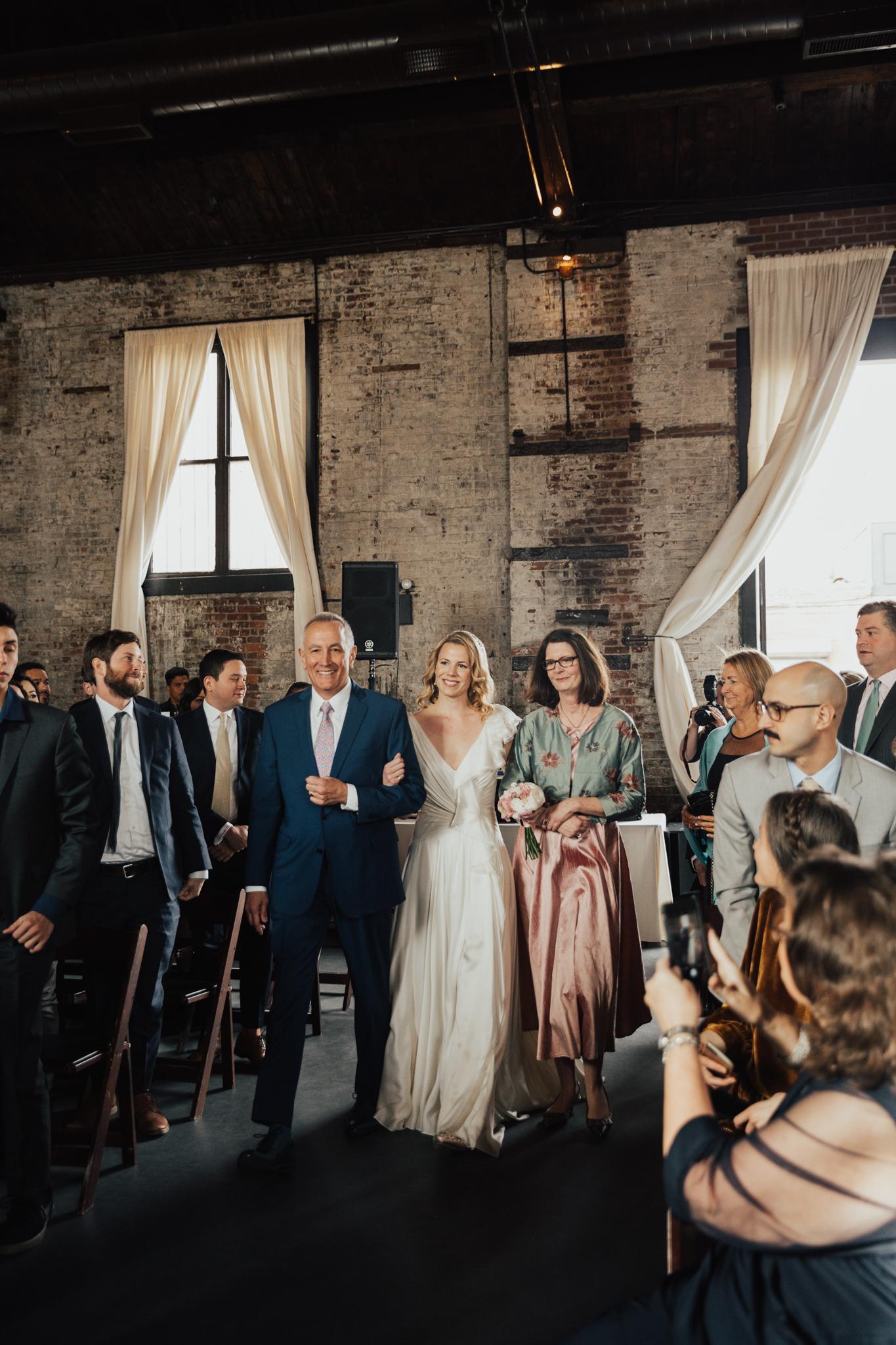 romantic wedding nyc