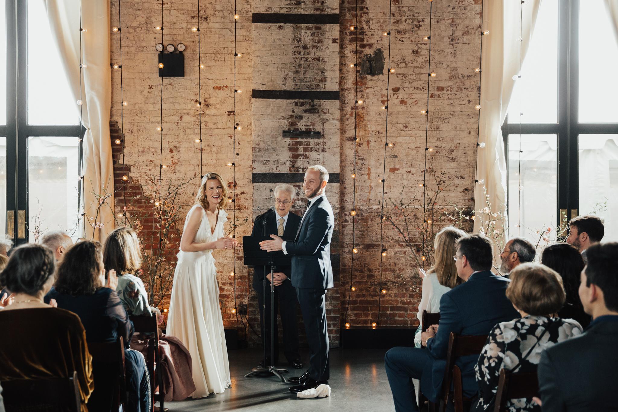 brooklyn intimate wedding