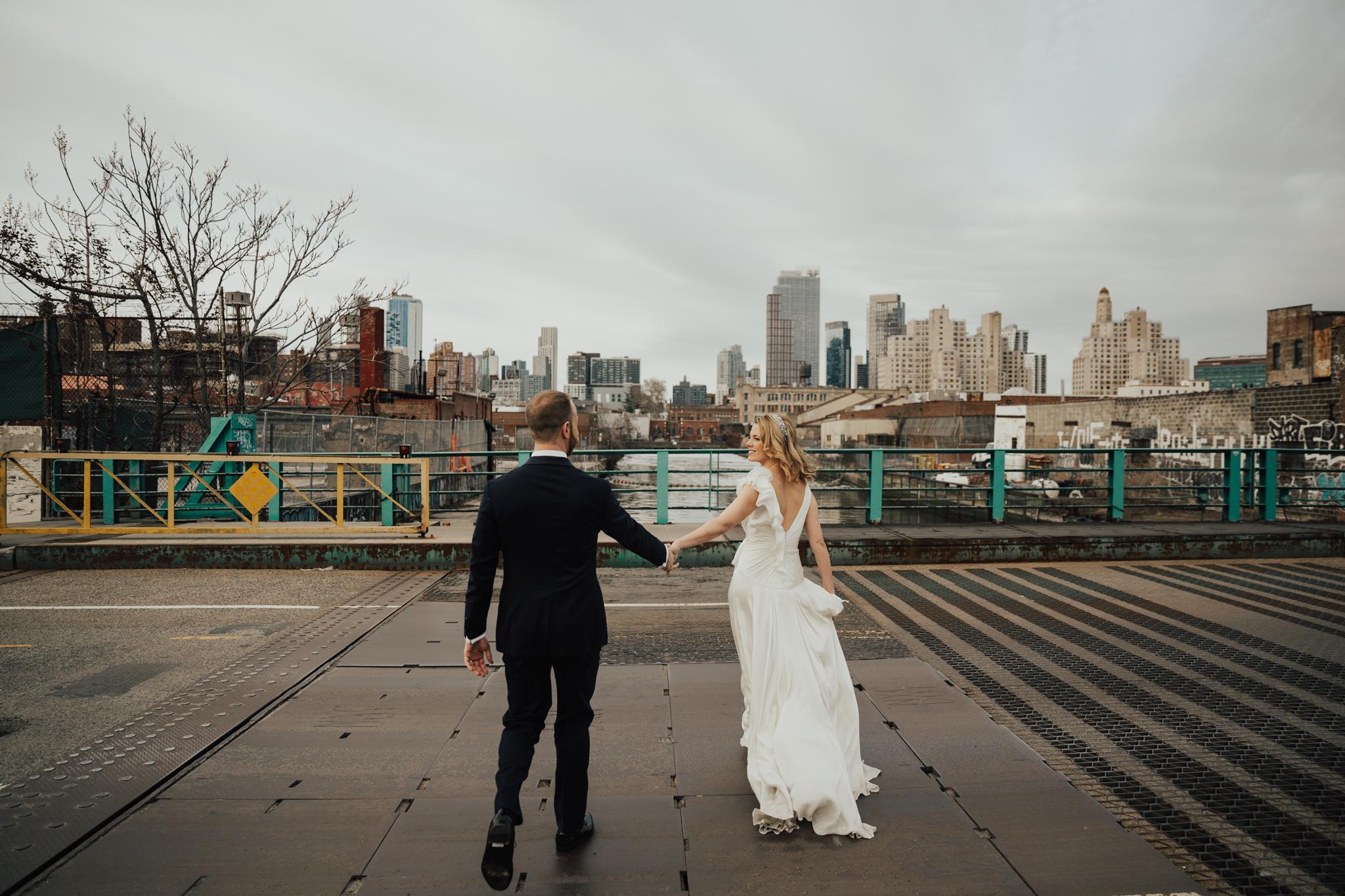 Melissa + Zach // Brooklyn, NY