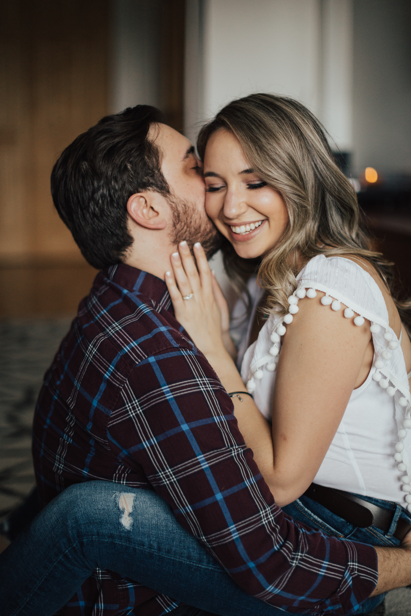 cutest engagement pics
