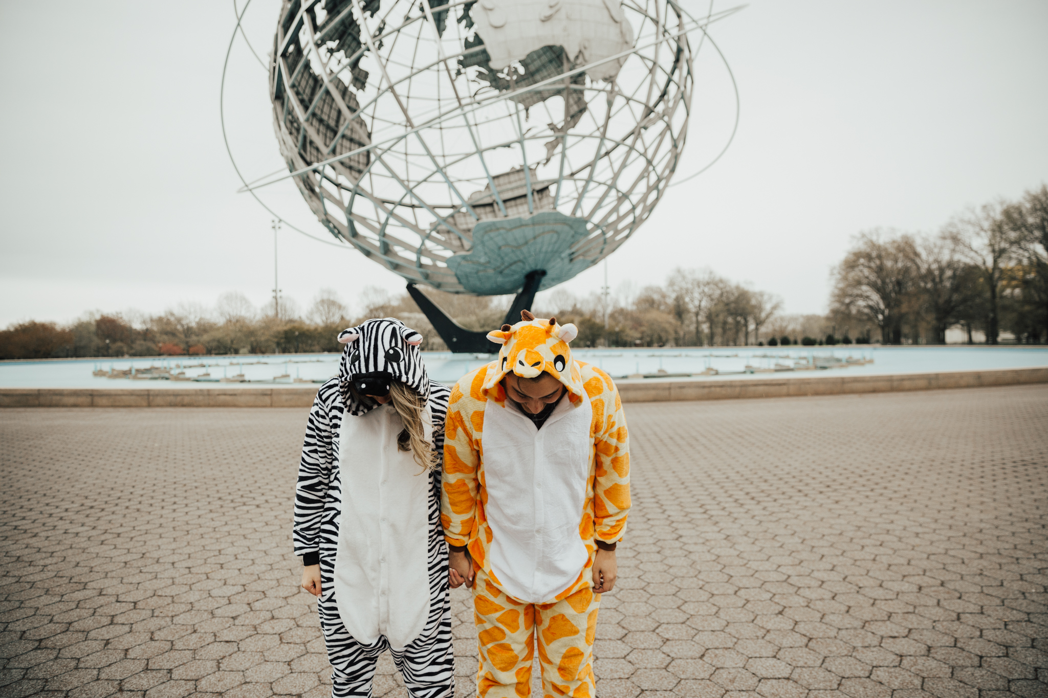 flushing meadows engagement shoot