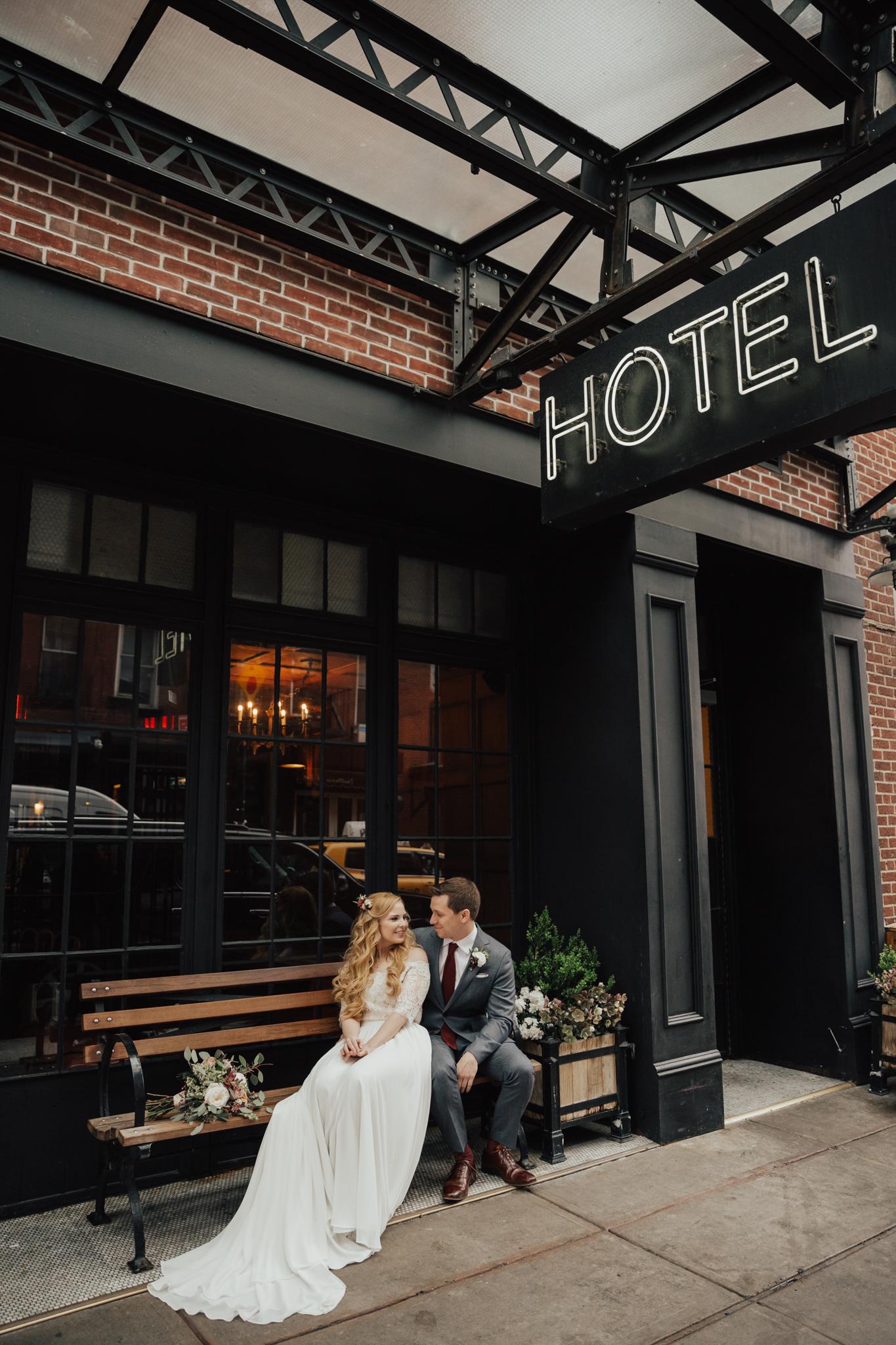 lower east side nyc wedding