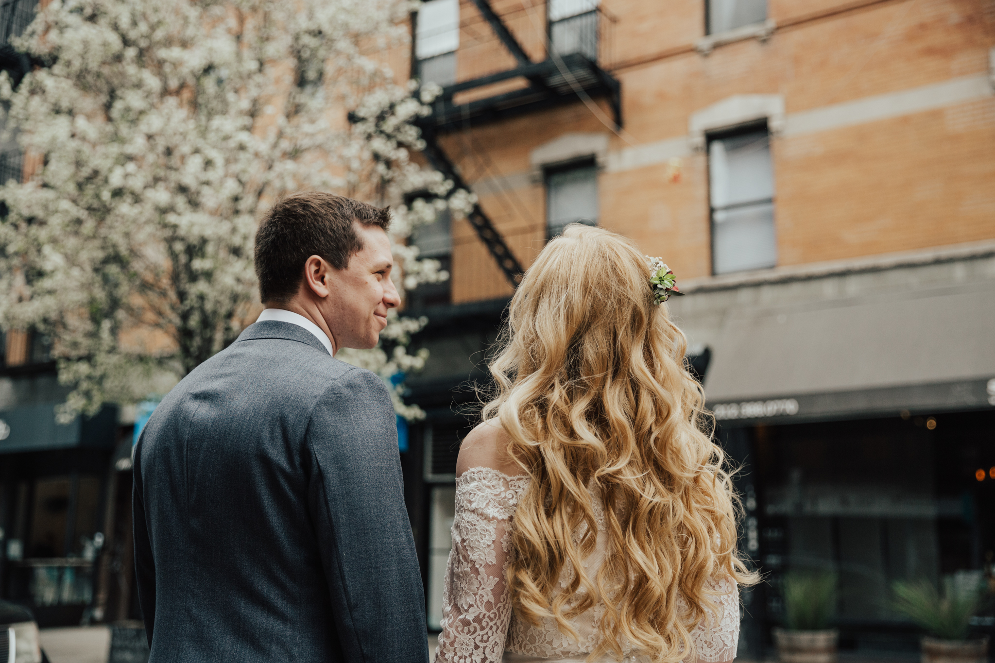 intimate elopement nyc
