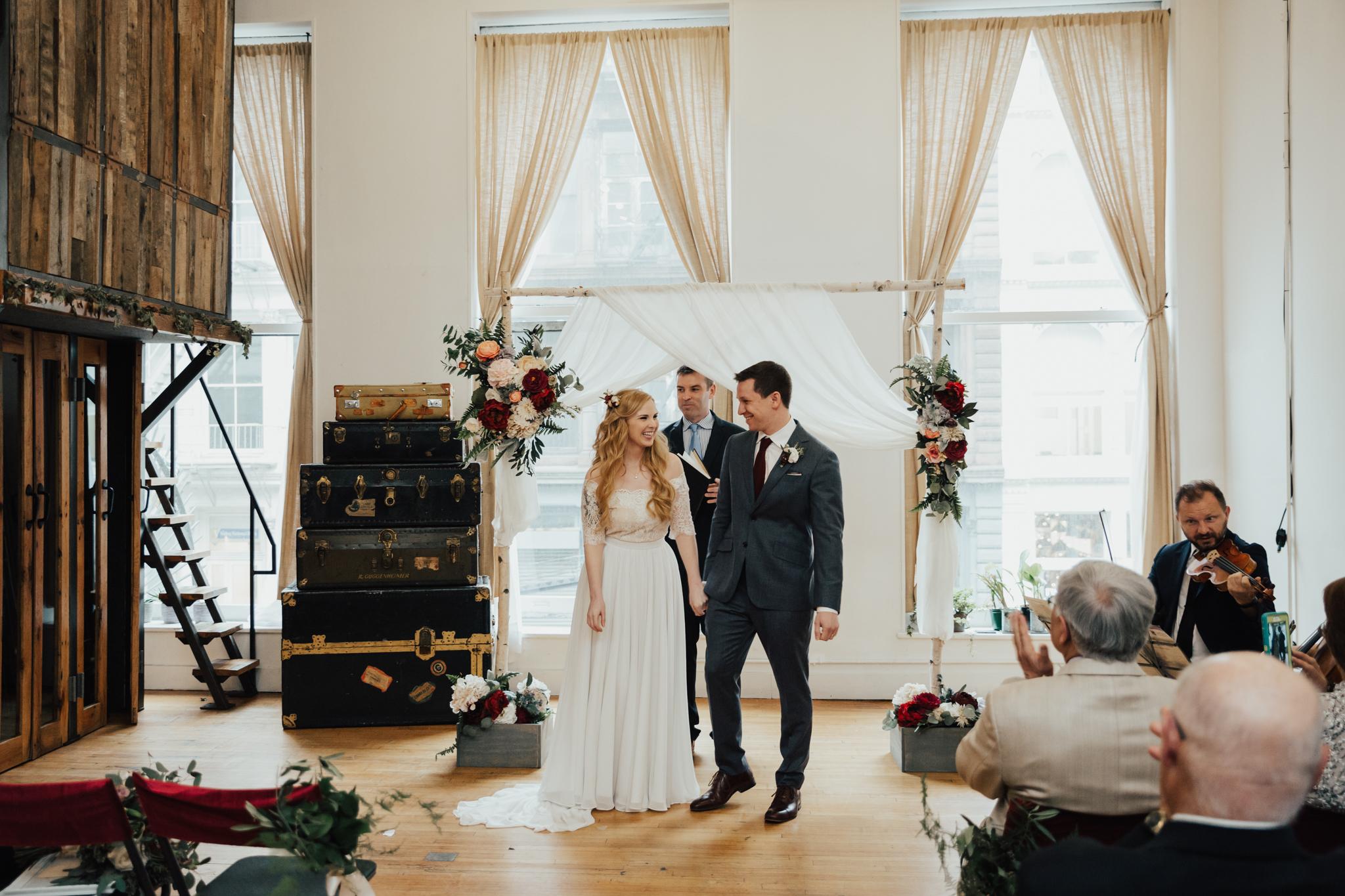 new york warehouse weddings