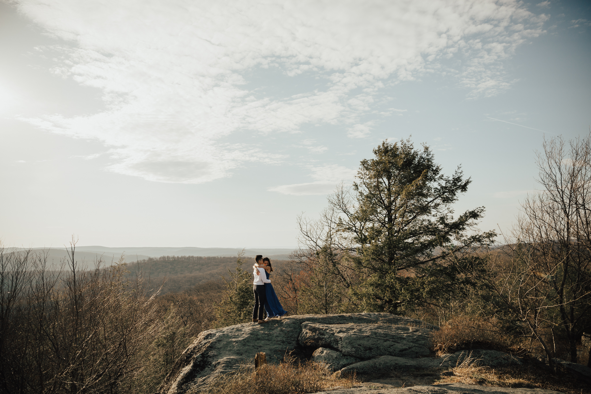 harriman state park engagement