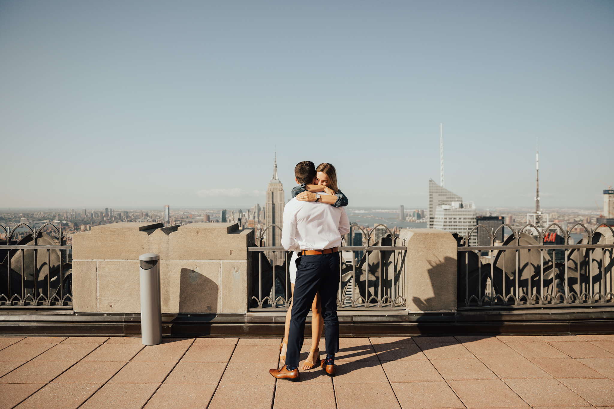 Top of the Rock proposal