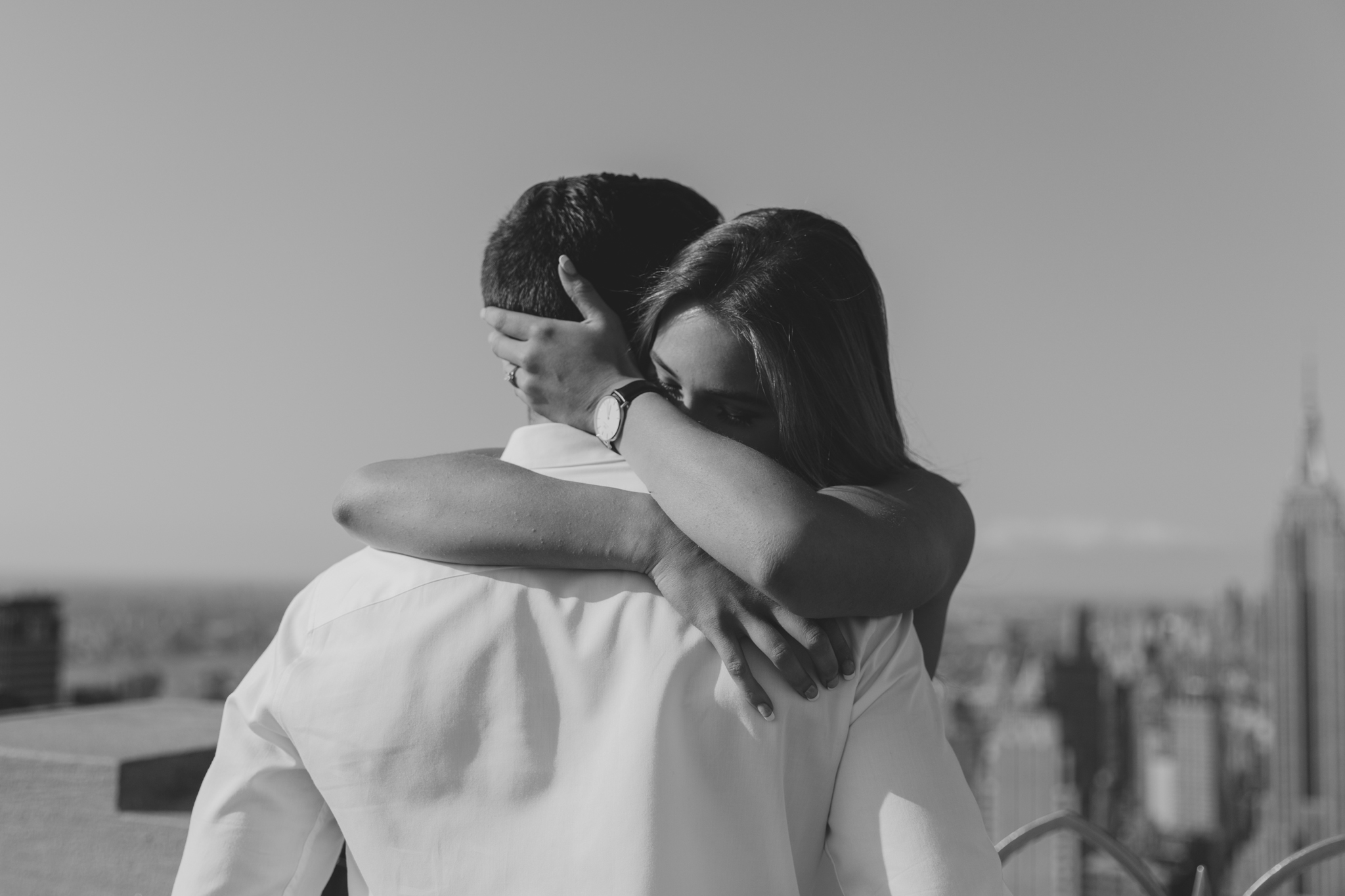 emotional nyc proposal