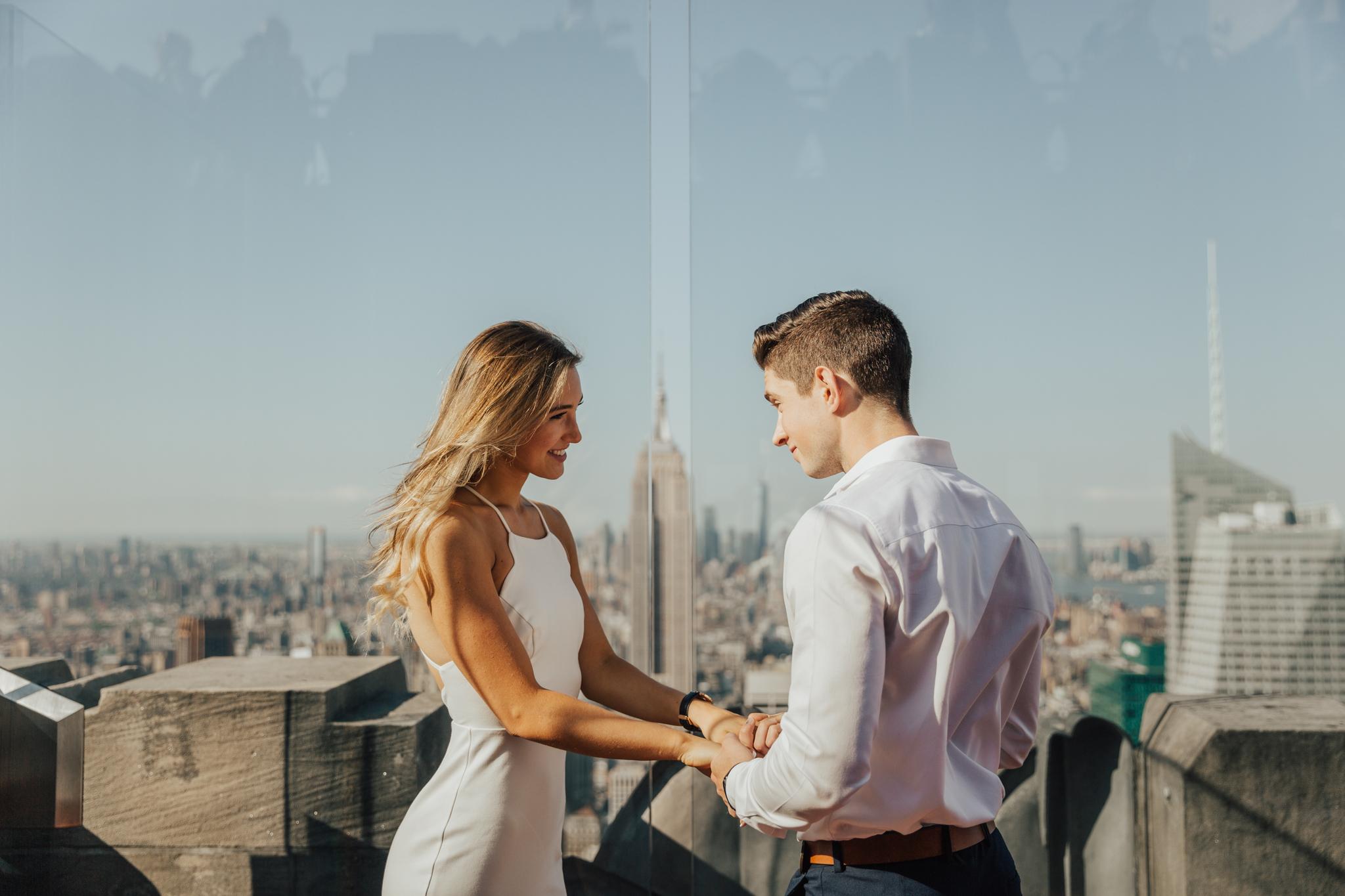 unique nyc proposals