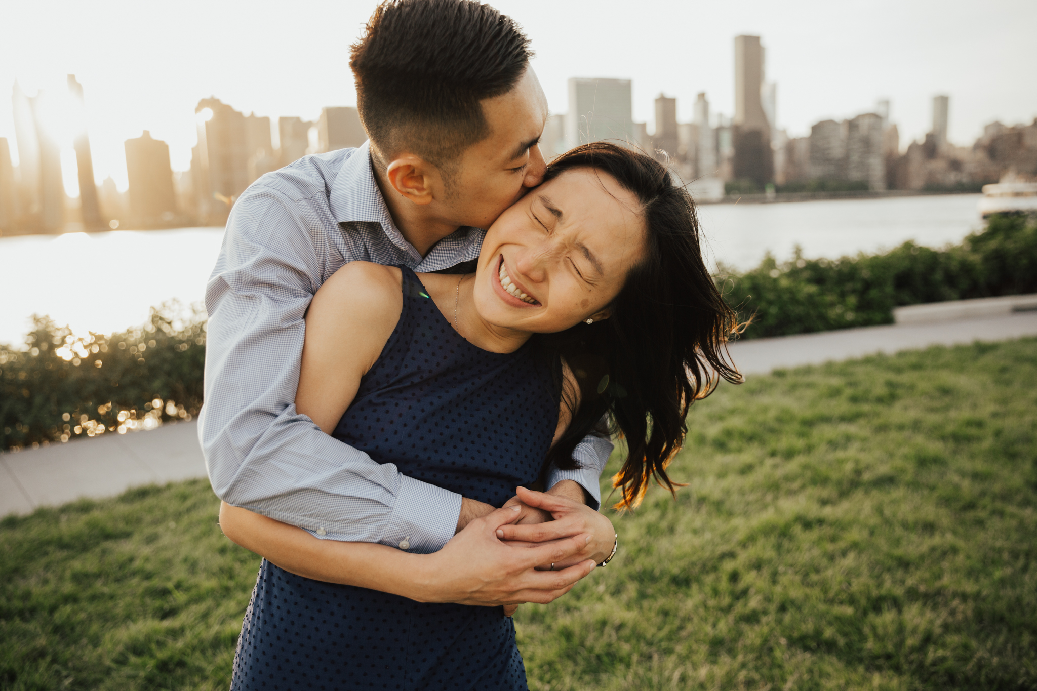cutest nyc engagement photography
