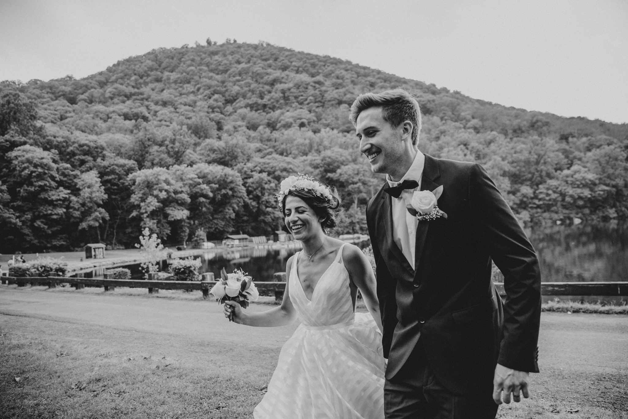 Storytelling wedding photographer New York