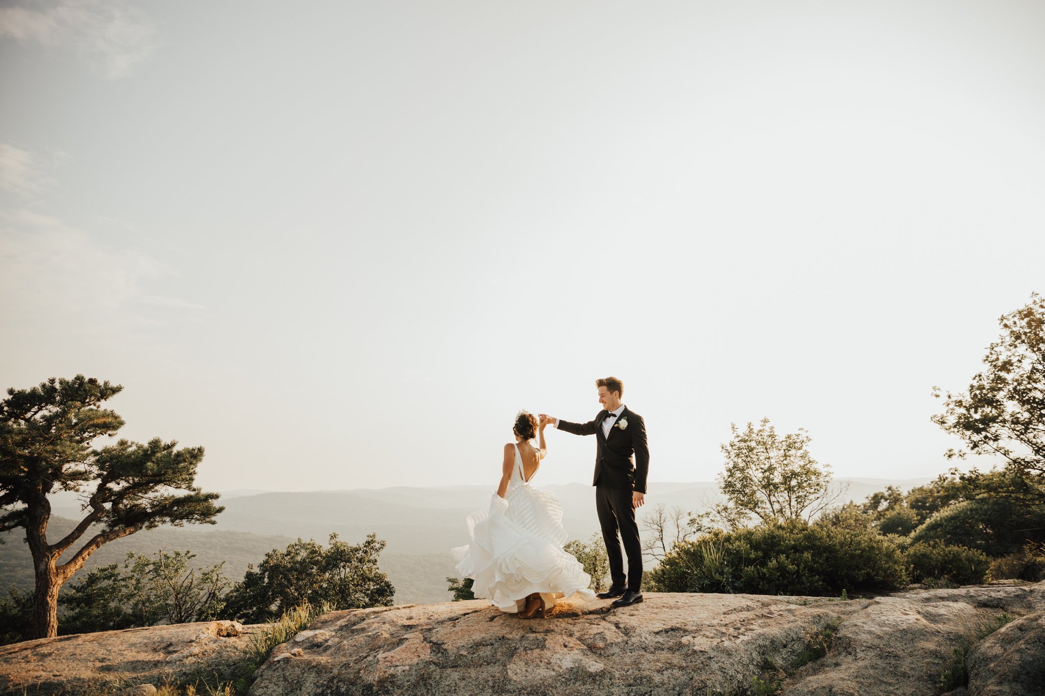 Destination elopement in Italy