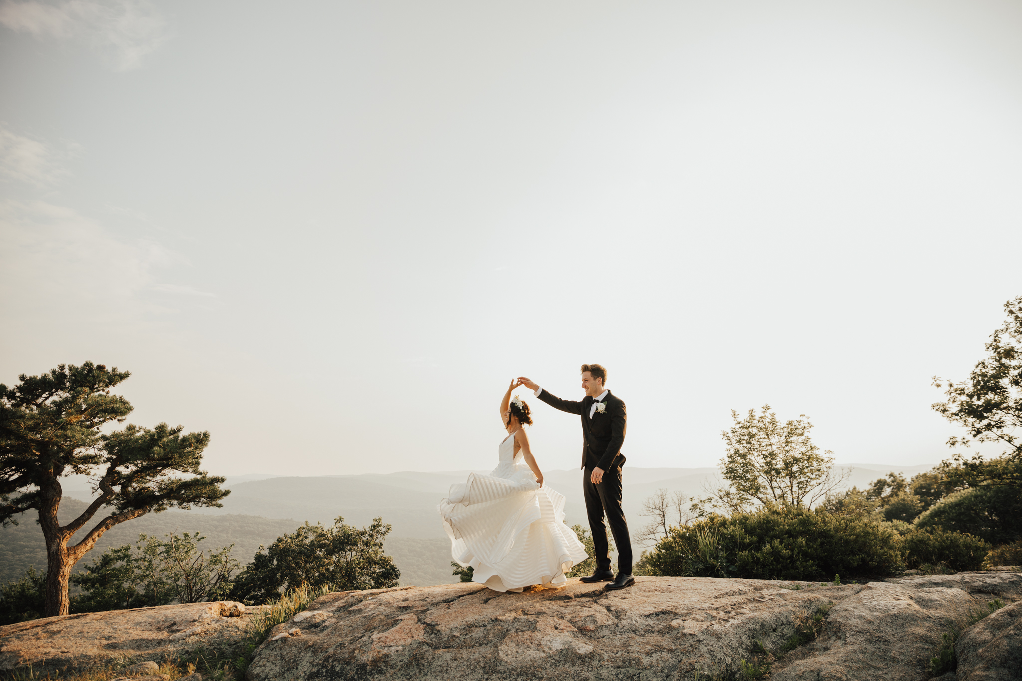 Adventurous Elopement Photographer