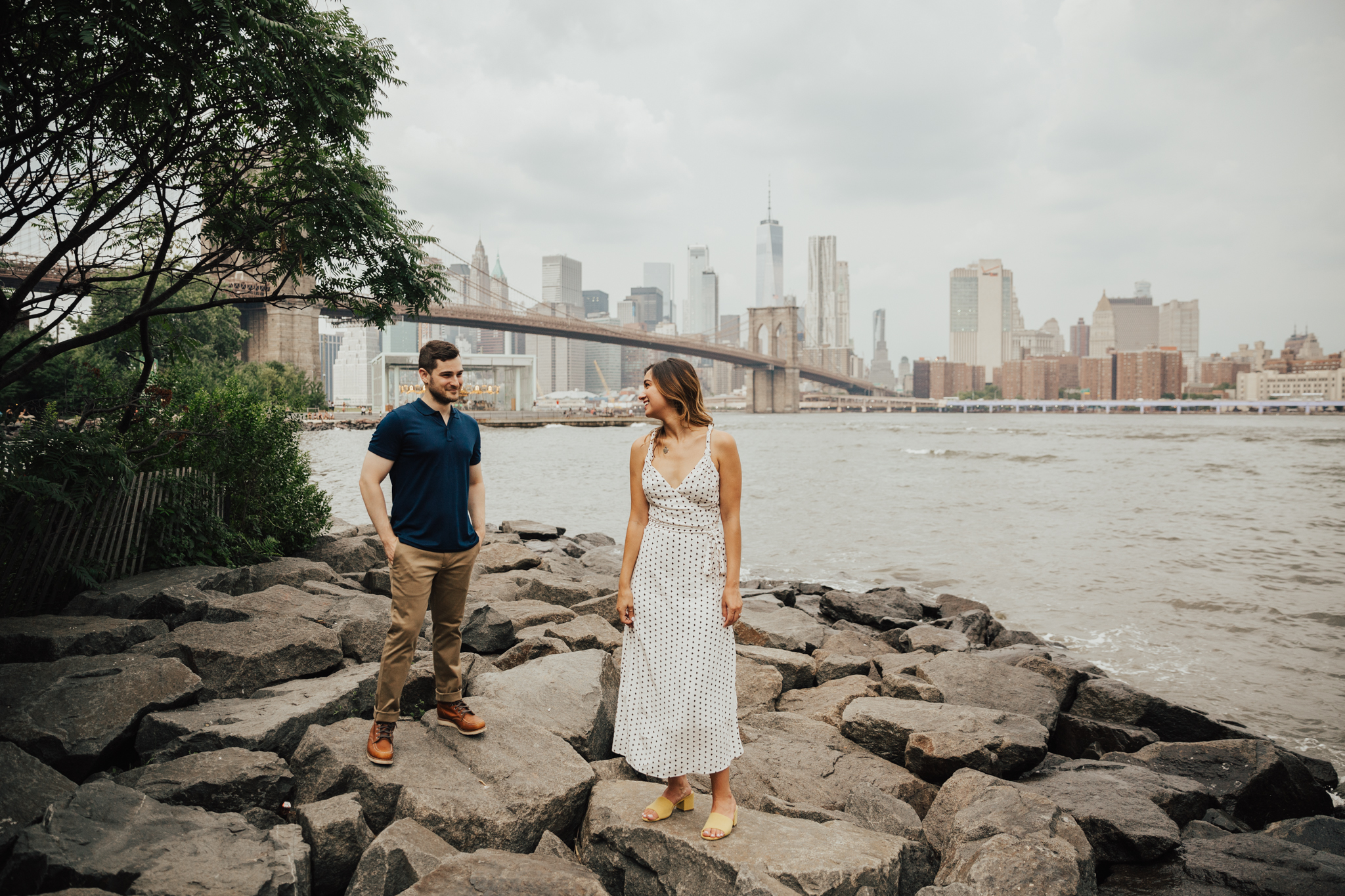 brooklyn romantic intimate wedding photographer