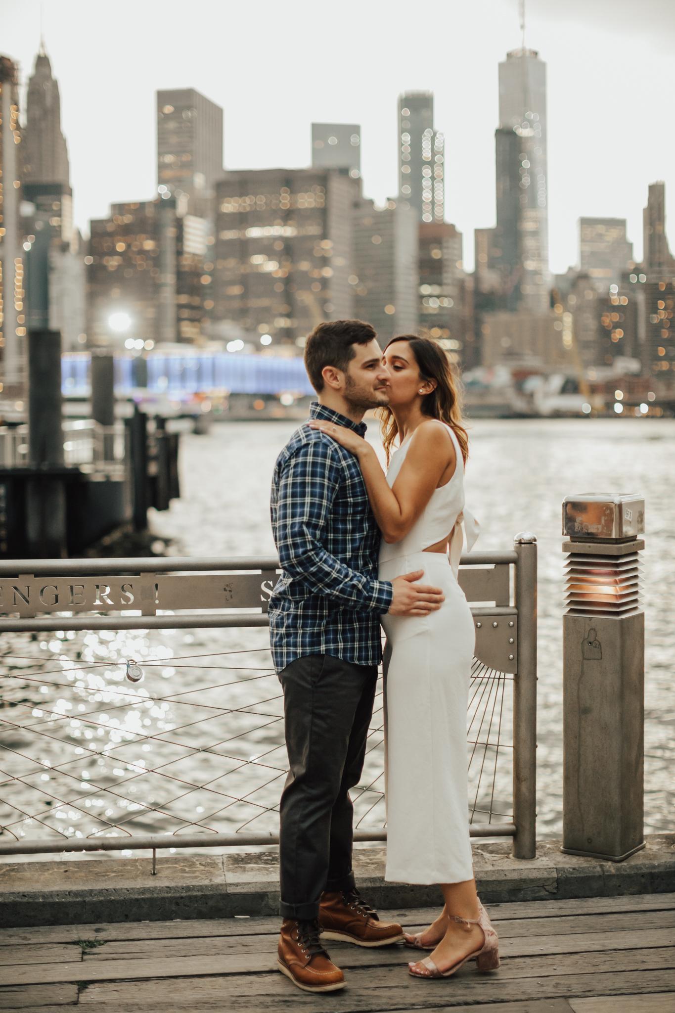Hipster wedding photography New York