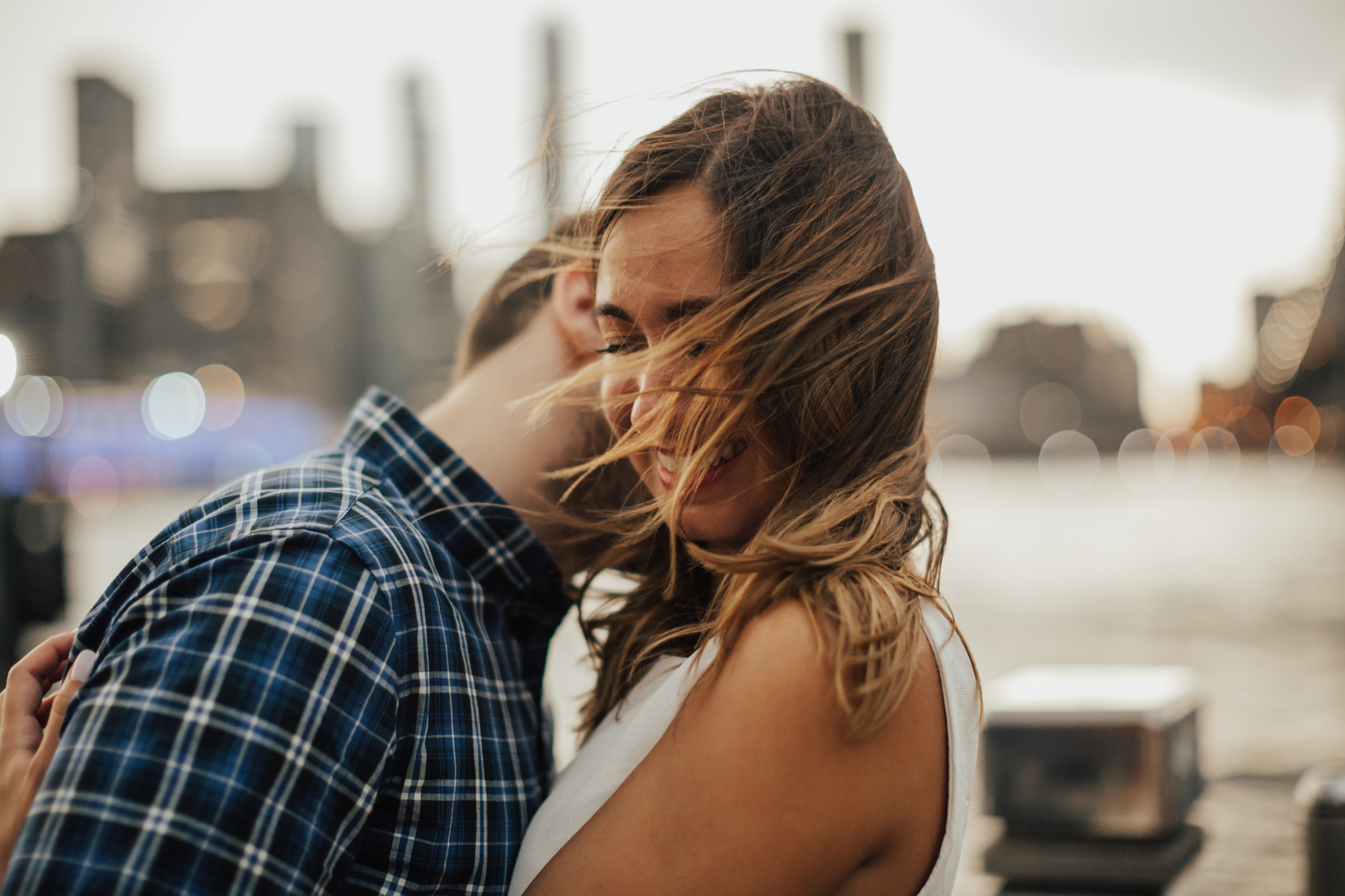 intimate romantic nyc wedding photographer
