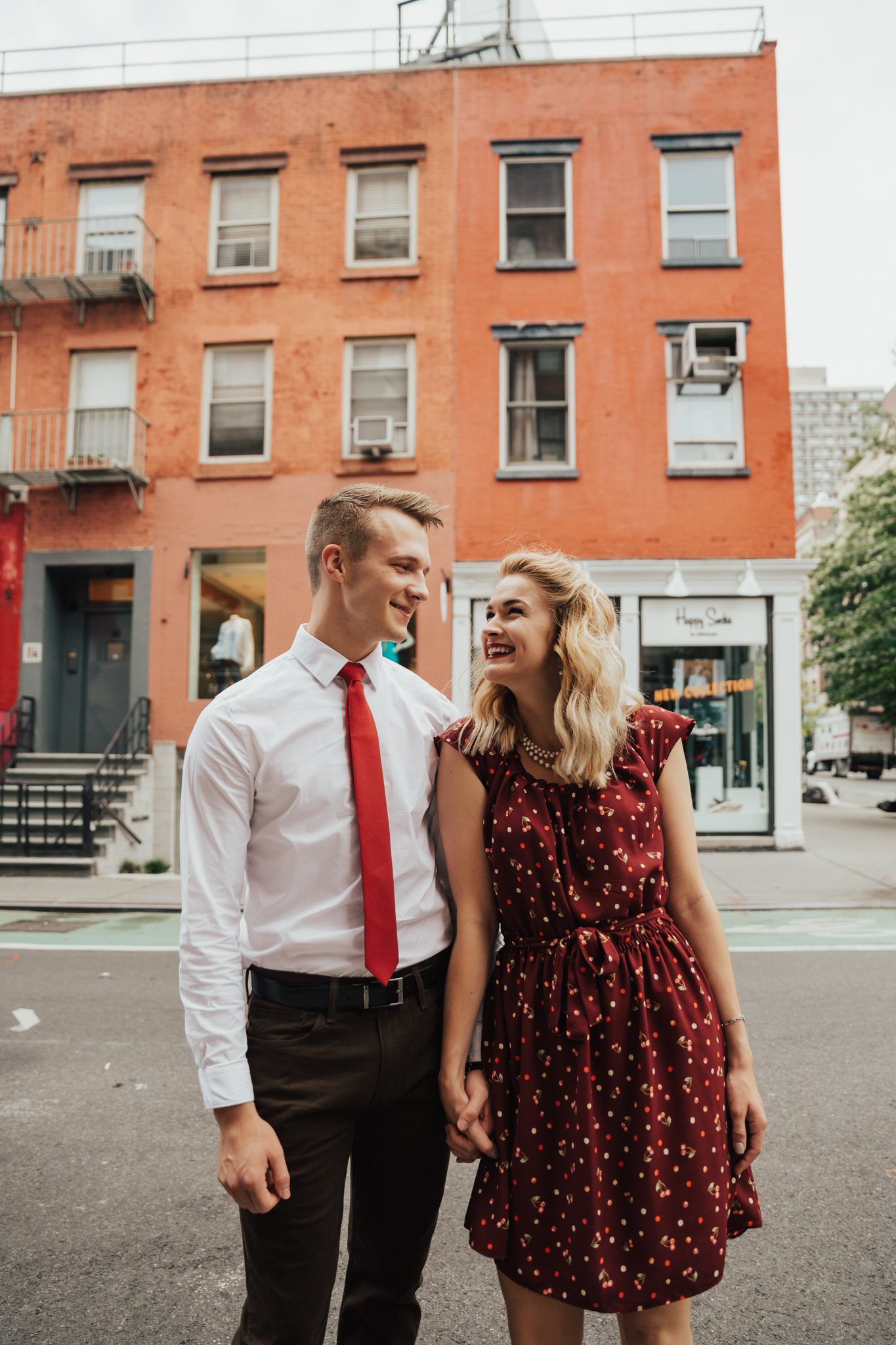 Rad nyc Couples photography