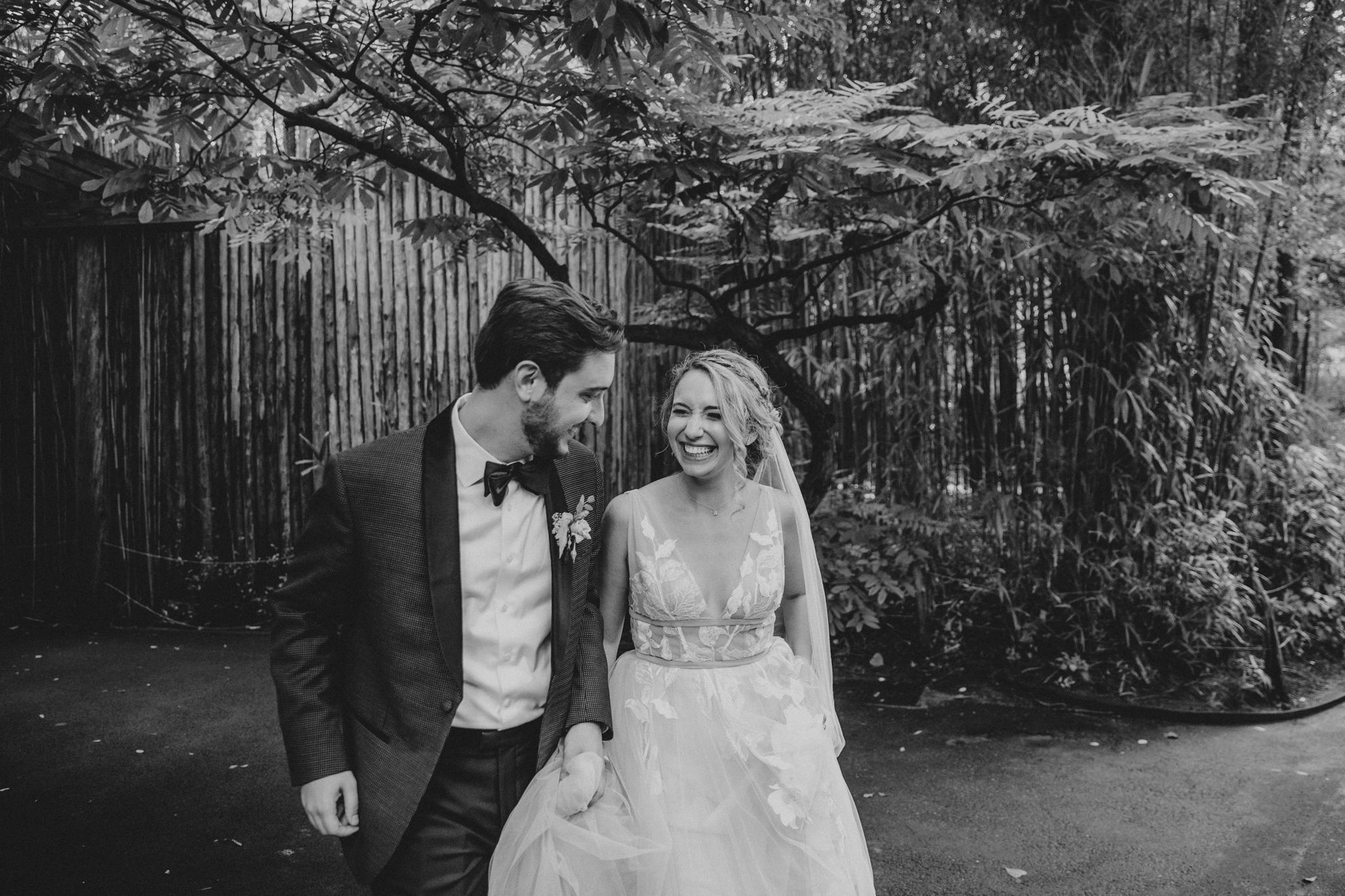 adventurous nyc wedding