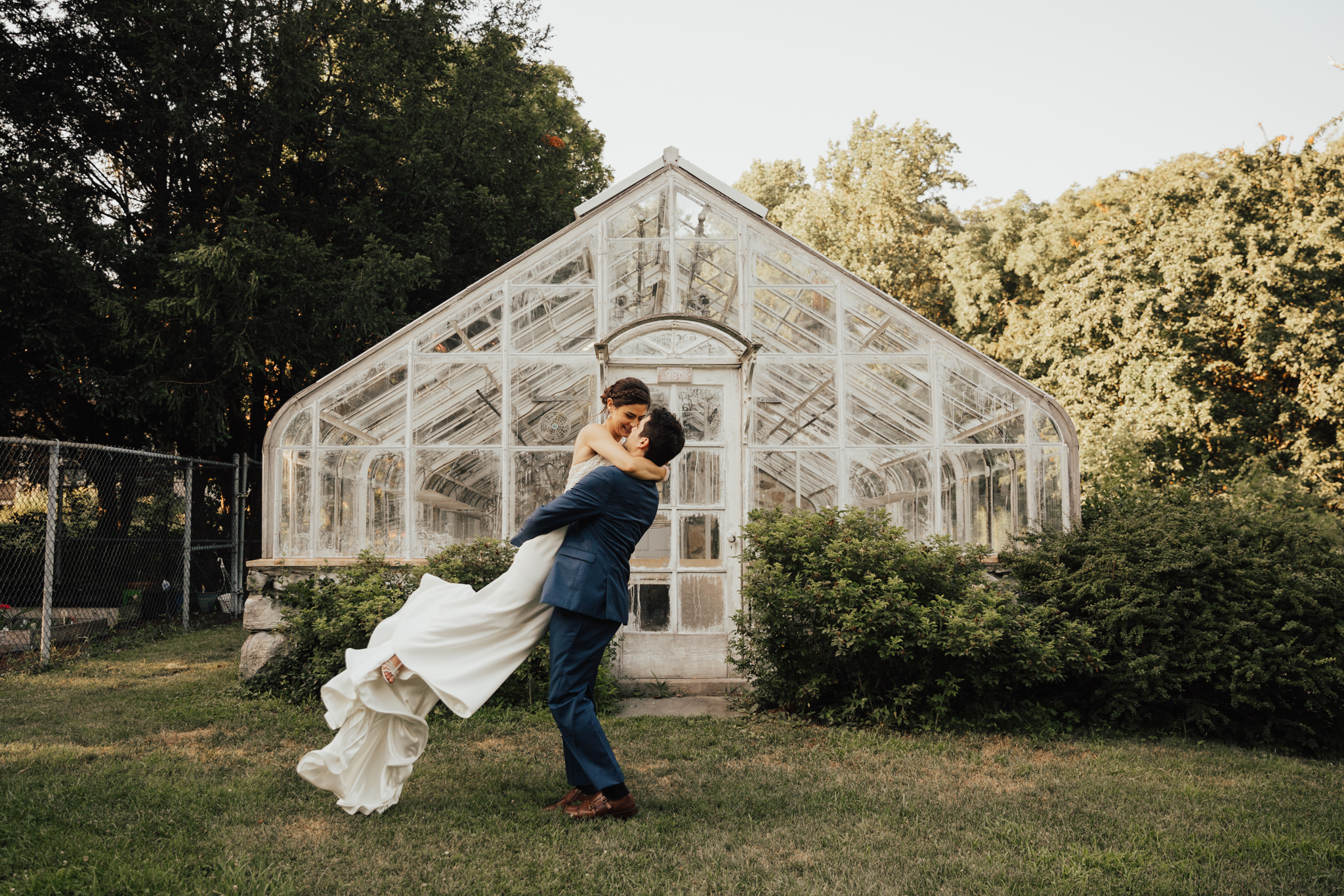Adventurous Elopement Photographer New York