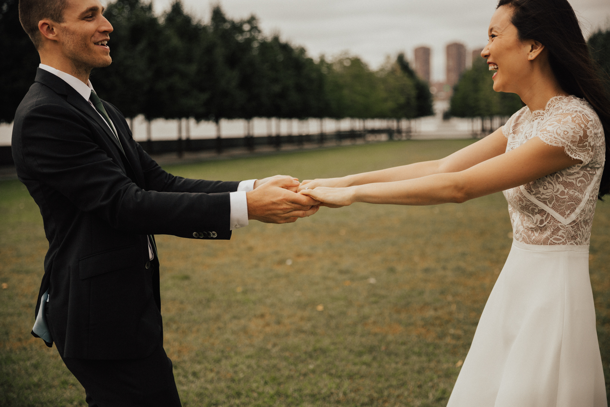 documentary wedding photographer ny