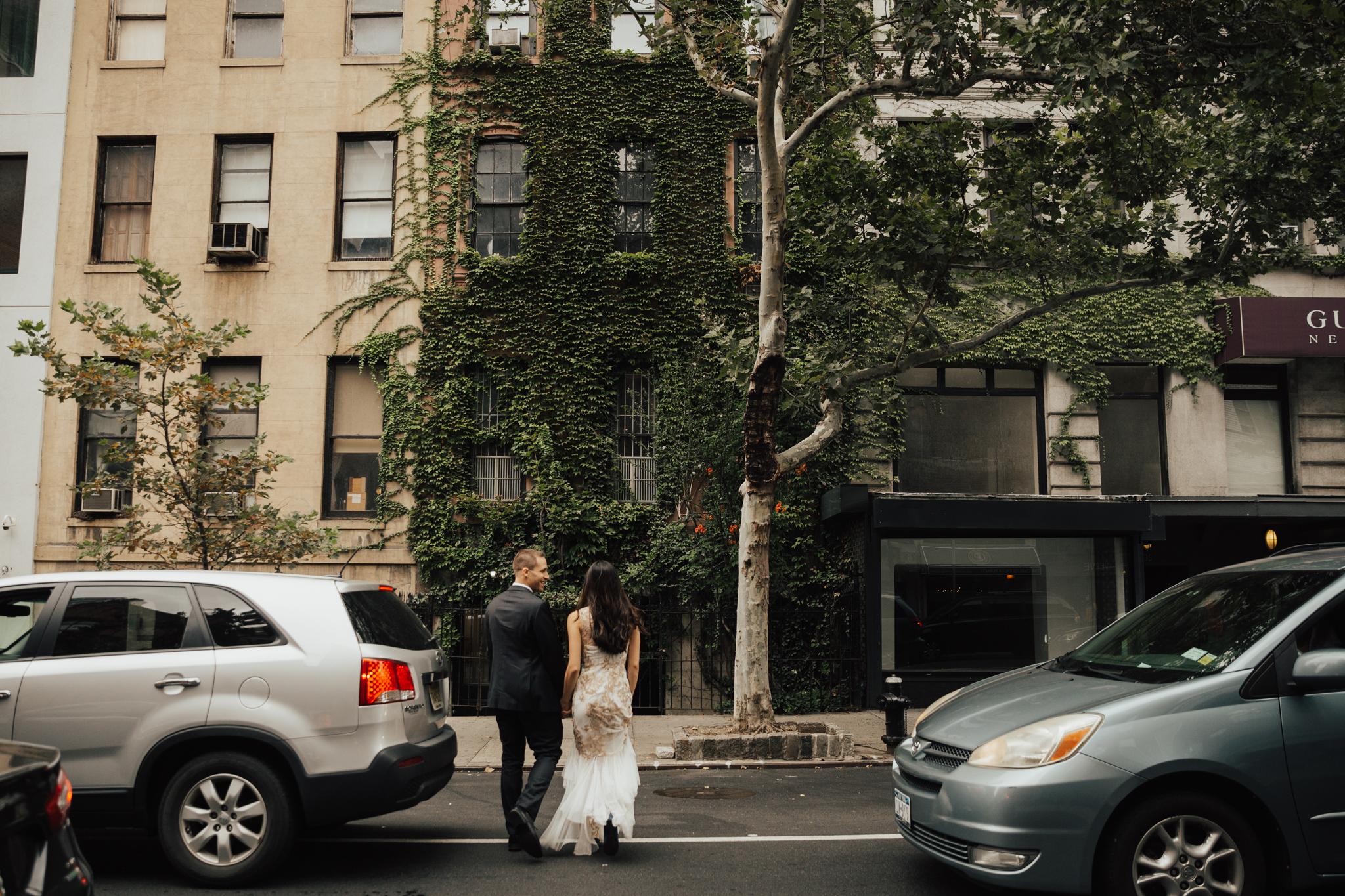 romantic new york elopement