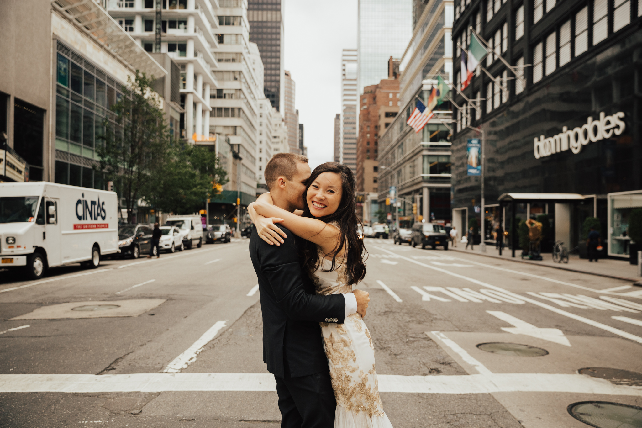 new york engagement photography
