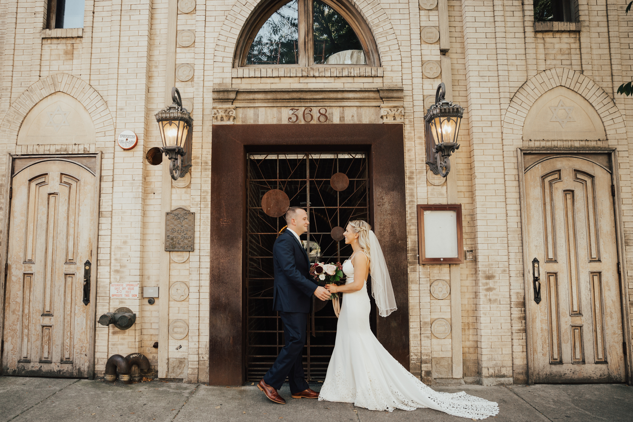 bohemian brooklyn wedding