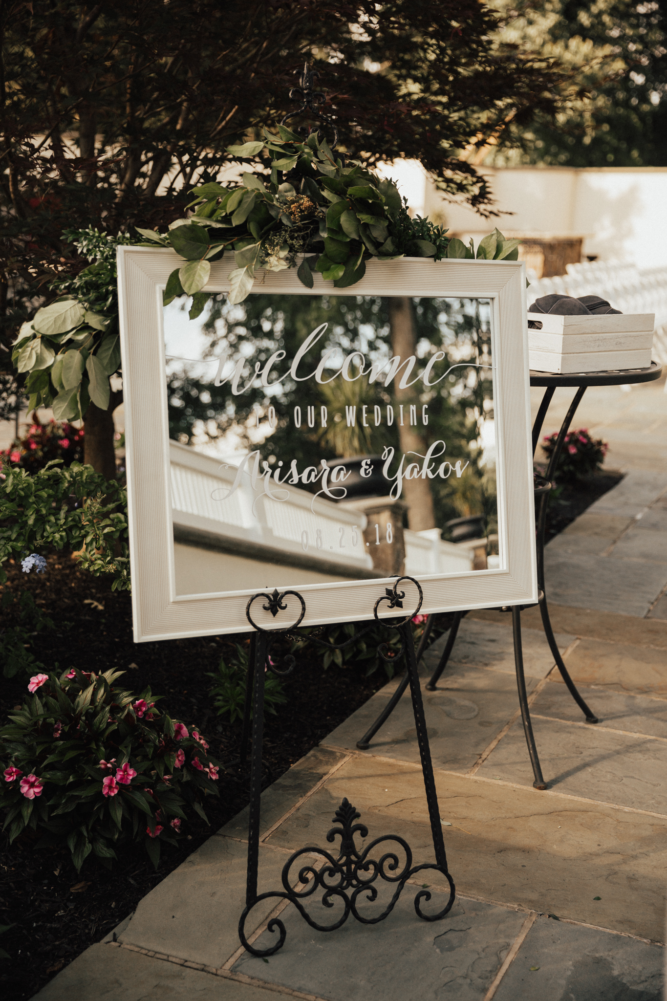 romantic vintage inspired wedding decor ideas